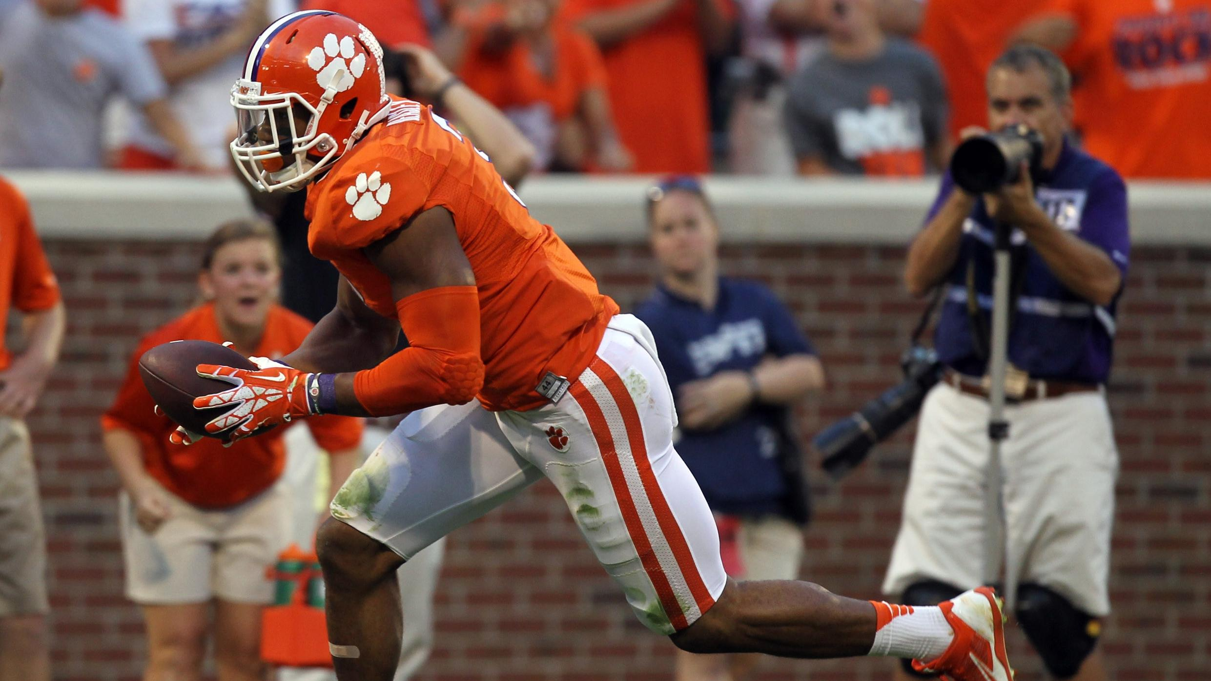 Clemson Football Video: All In Highlight Reel, Oct. 14