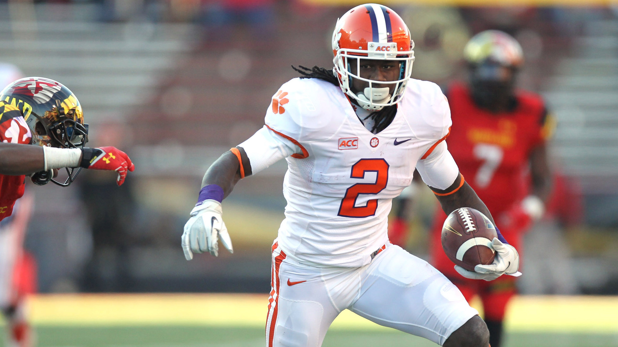 Brandon Thomas & Sammy Watkins Earn ACC Player of the Week Honors