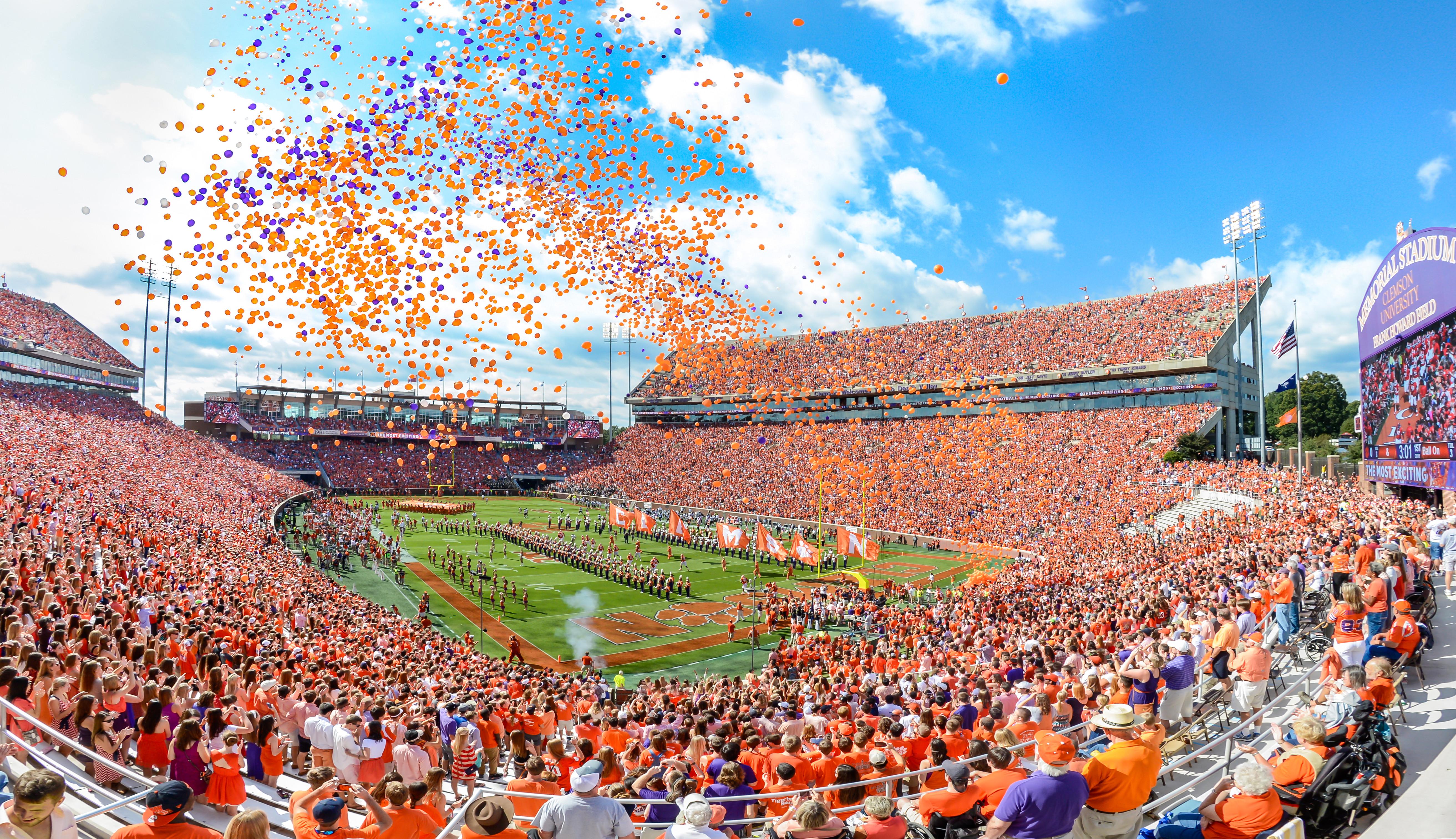 Clemson Football Video: Death Valley Live, Oct. 12