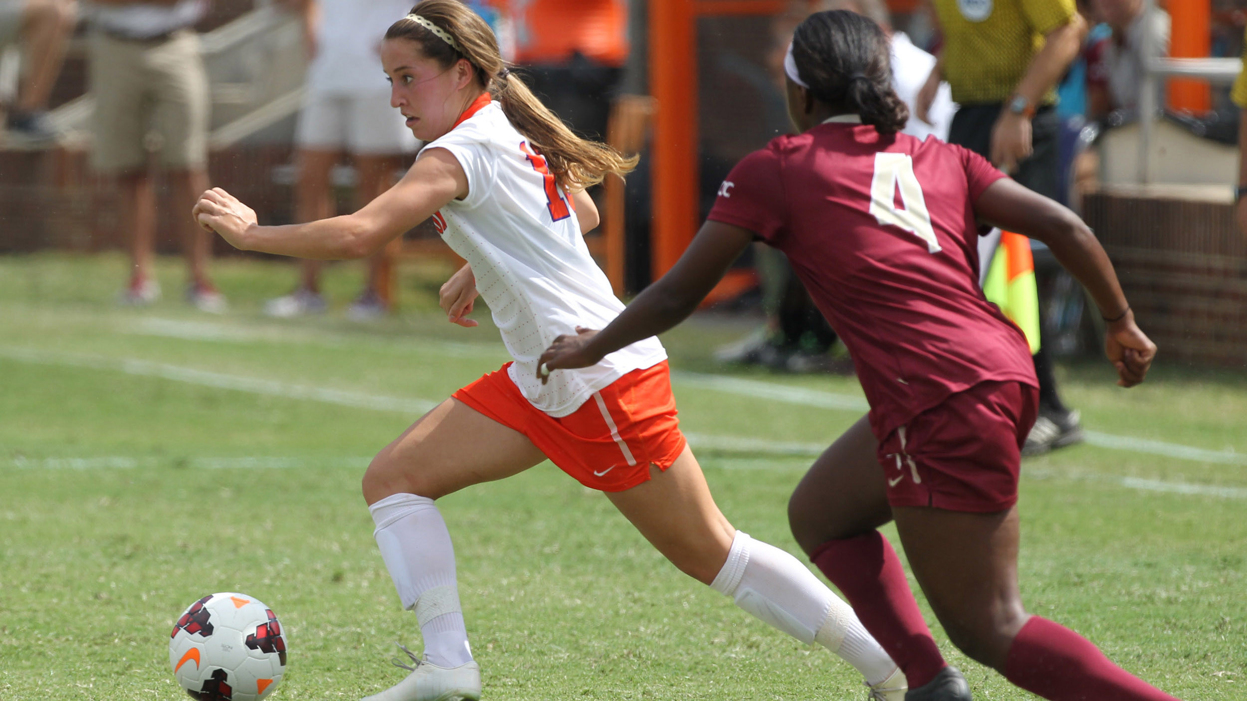Tigers Fall to Top-Ranked Virginia in Charlottesville Sunday
