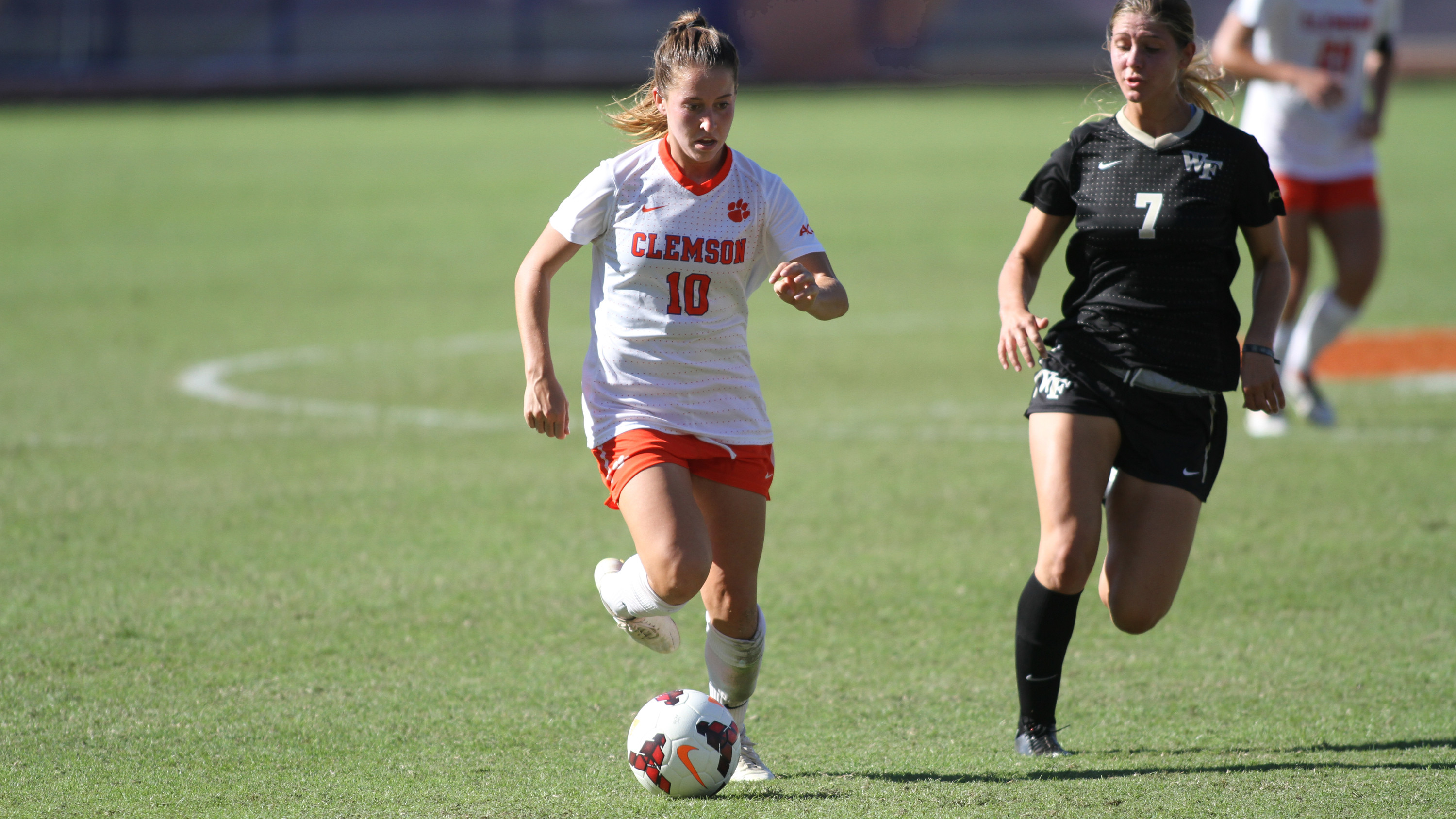 Clemson Falls to #19 Wake Forest 1-0 Sunday at Historic Riggs Field