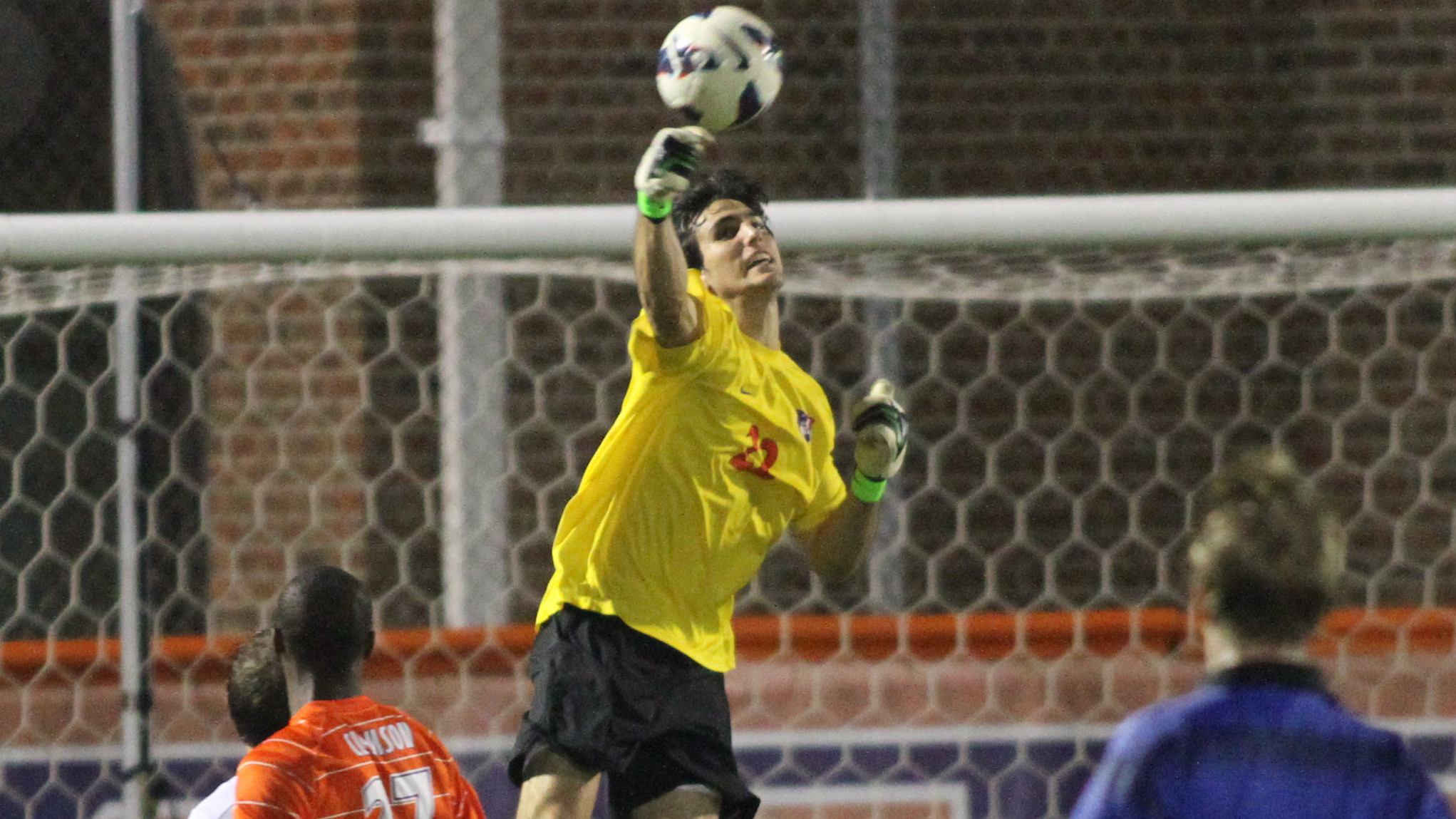 #17 Clemson and #10 Wake Forest Play to 1-1 Tie