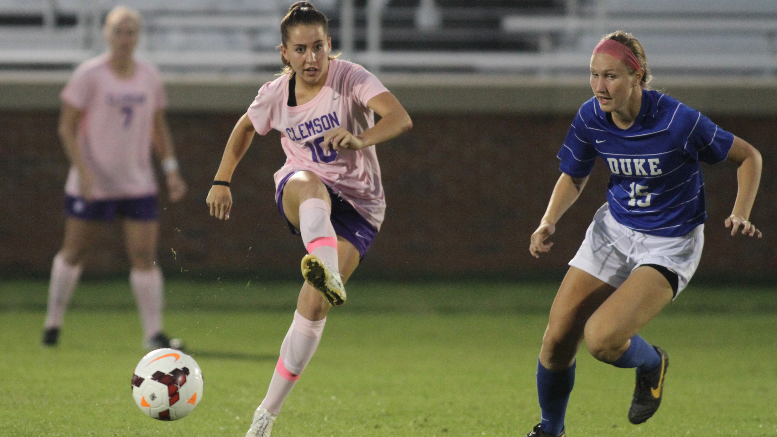 Tigers Play to Scoreless Double Overtime Draw with Duke Thursday