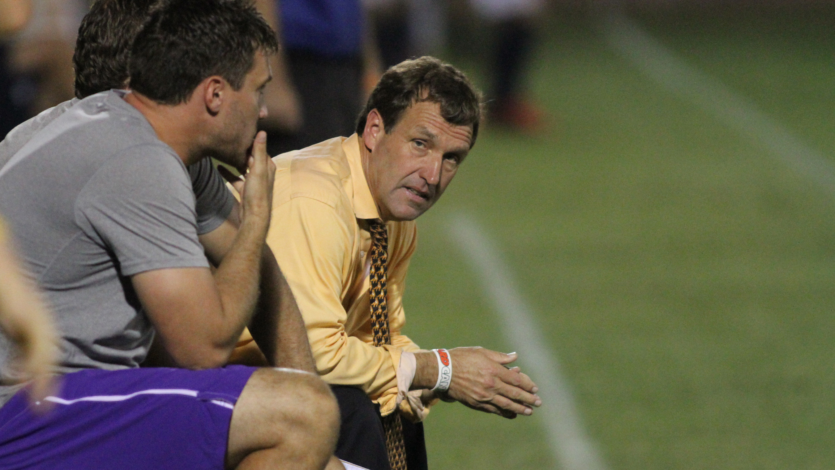 Clemson Men?s Soccer Ranked in National Top 25