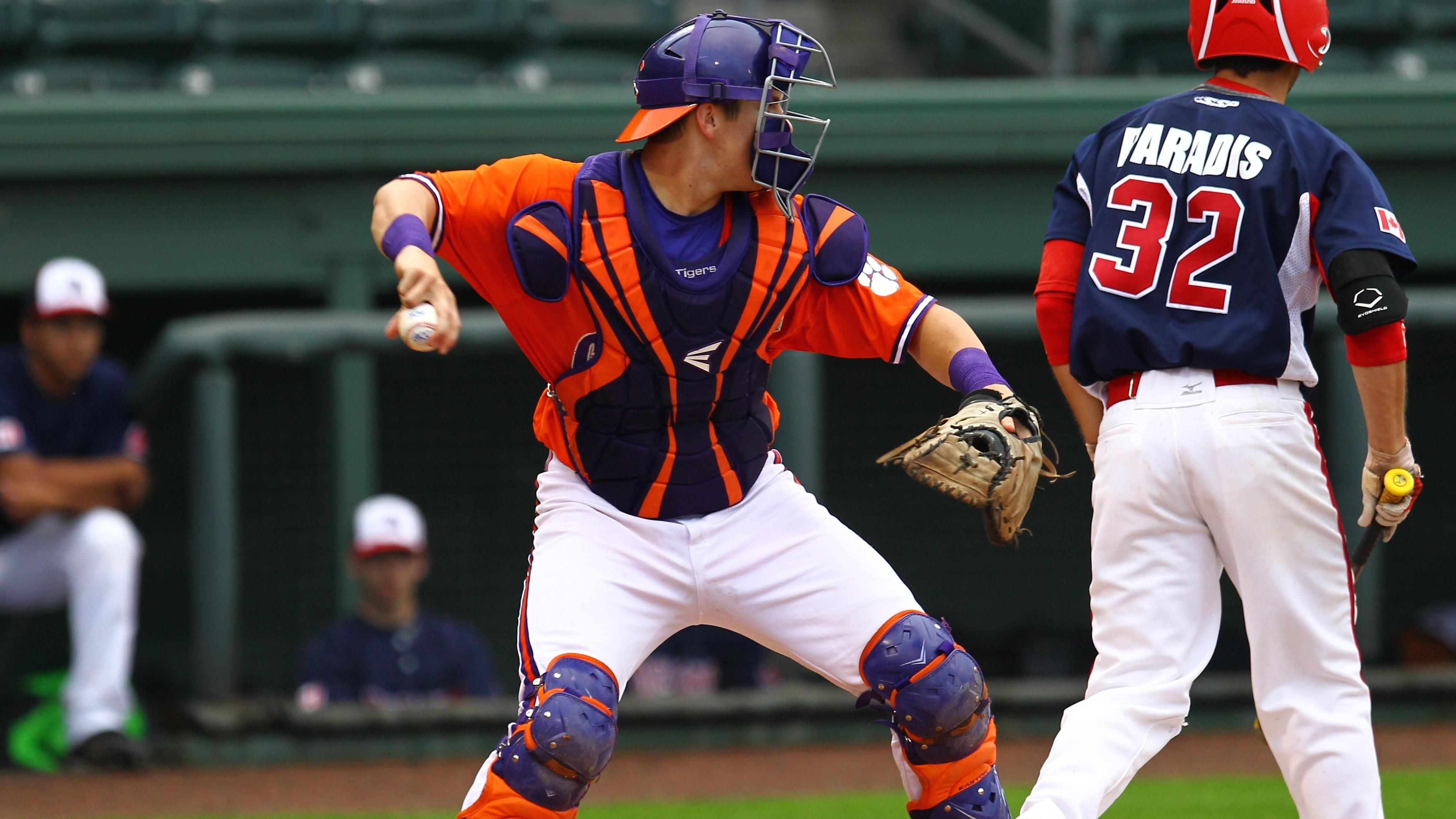 Clemson Baseball Recruiting Class Ranked #16 By Baseball America
