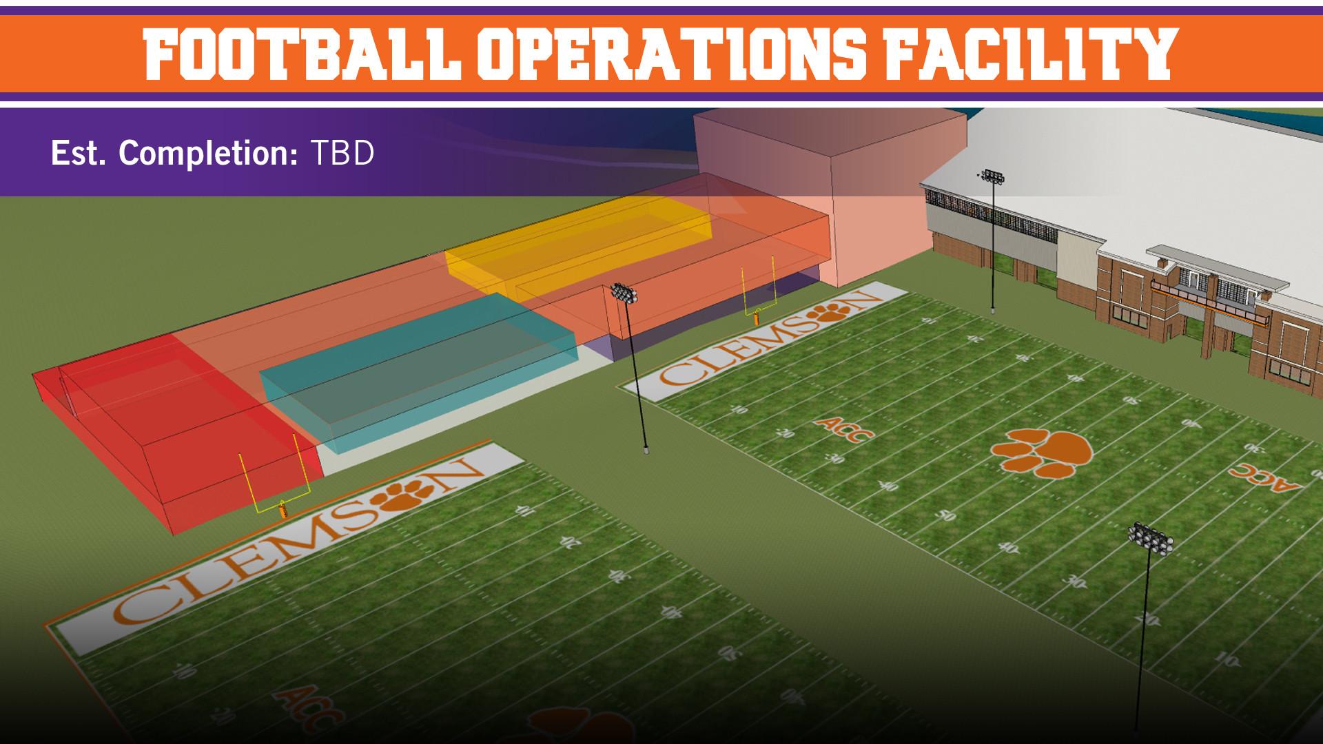 Football Operations Facility