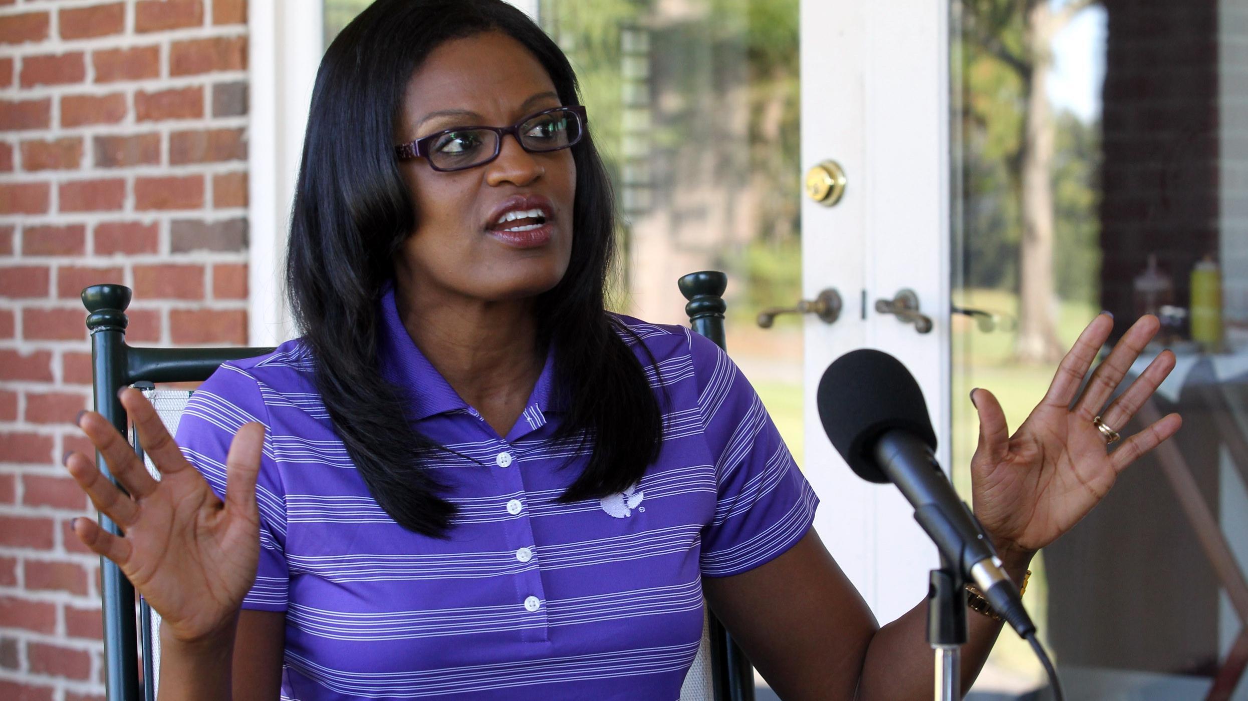 VIDEO: Audra Smith Talks 2013-14 Season