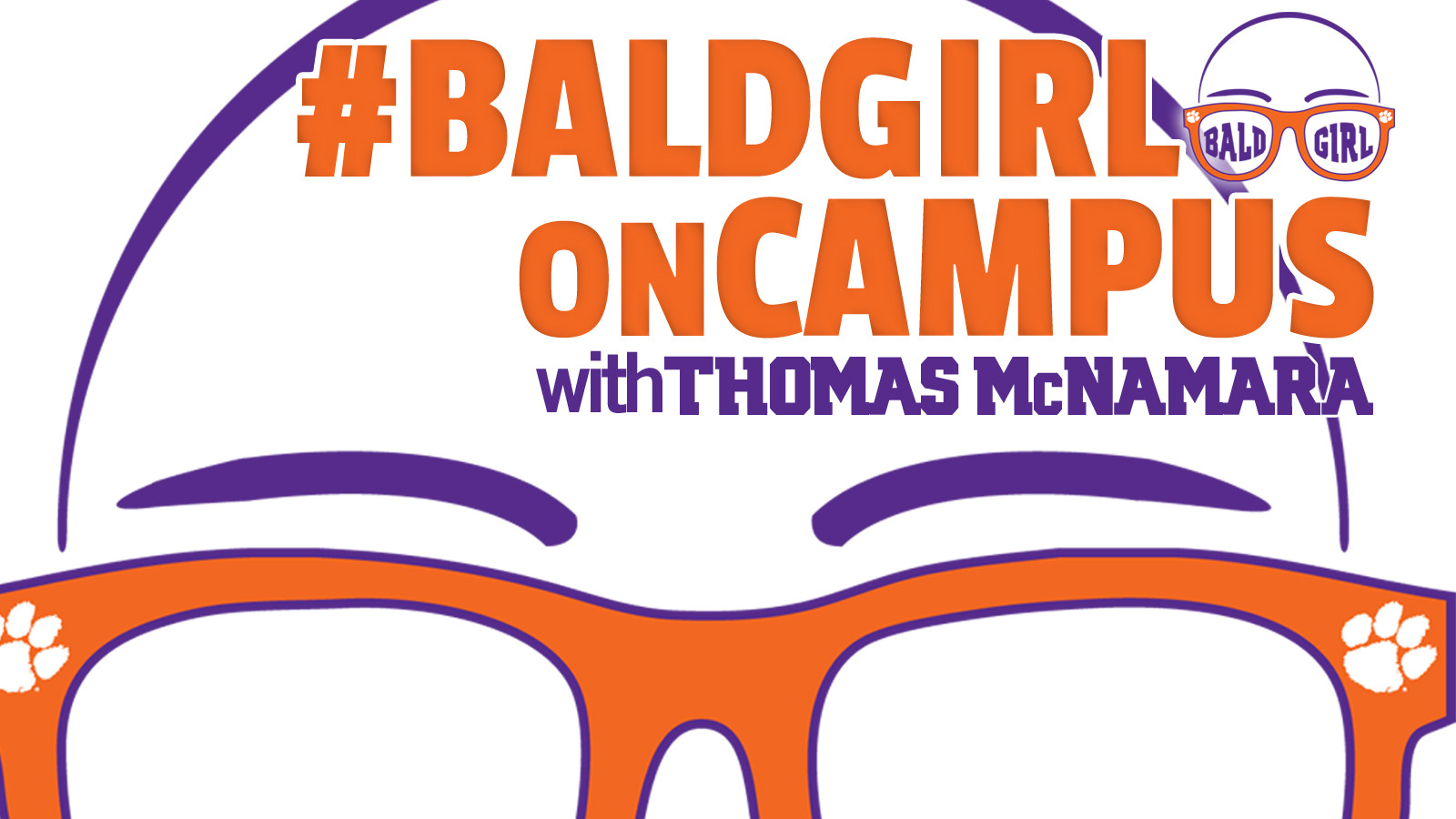 ClemsonTigers.com's Bald Girl on Campus: Men's Soccer's Thomas McNamara