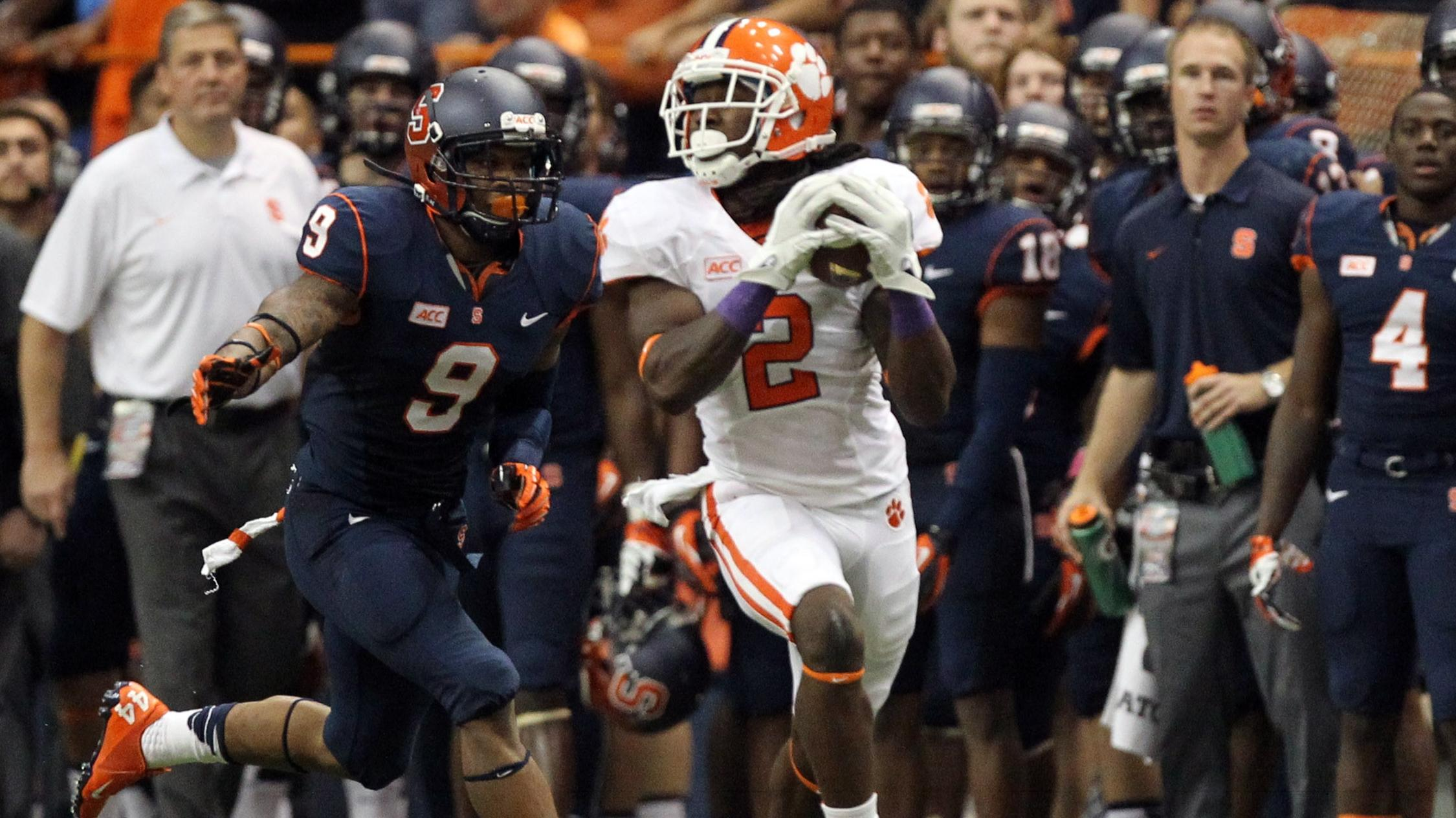 Clemson Football Video: All In Highlight Reel, Oct. 7