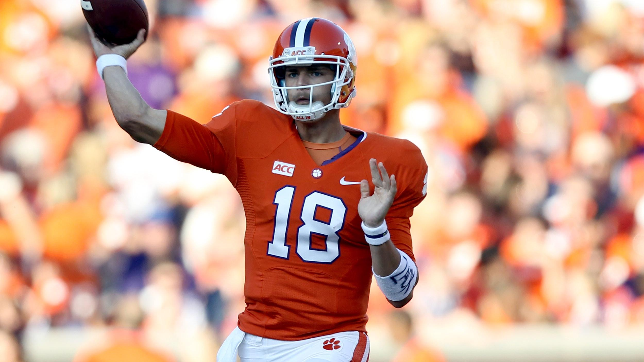 Clemson Football Video Report: Tiger Talk with Cole Stoudt
