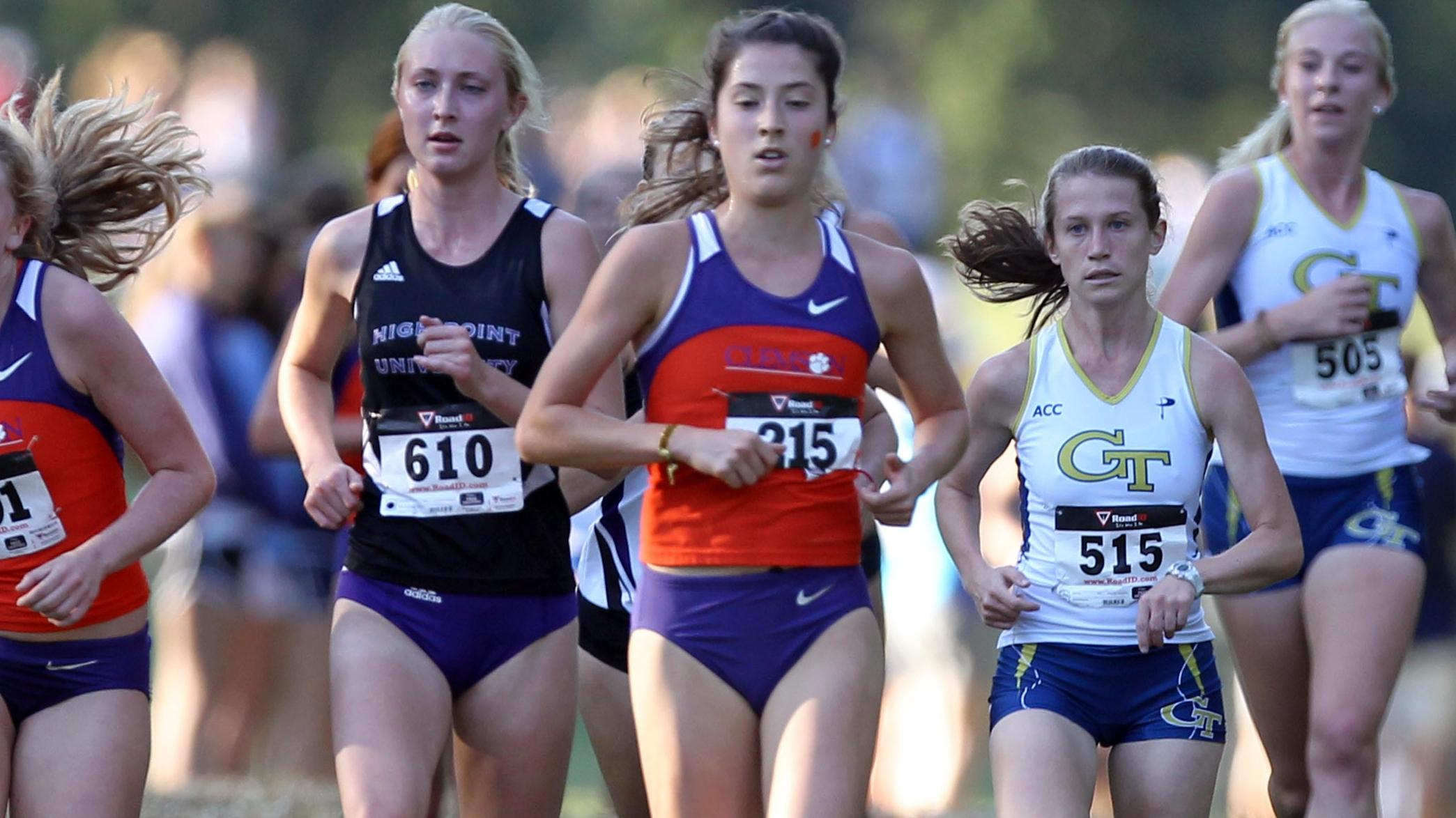 Cross Country Seasons End at NCAA Southeast Regionals for Clemson