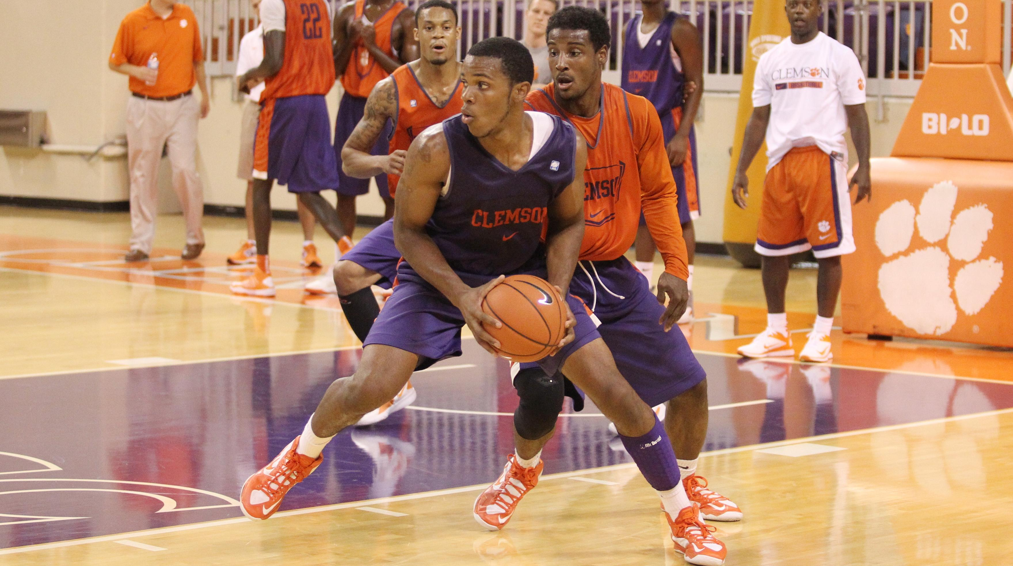 EXCLUSIVE: Blossomgame, Coleman Ready to Contribute for Clemson