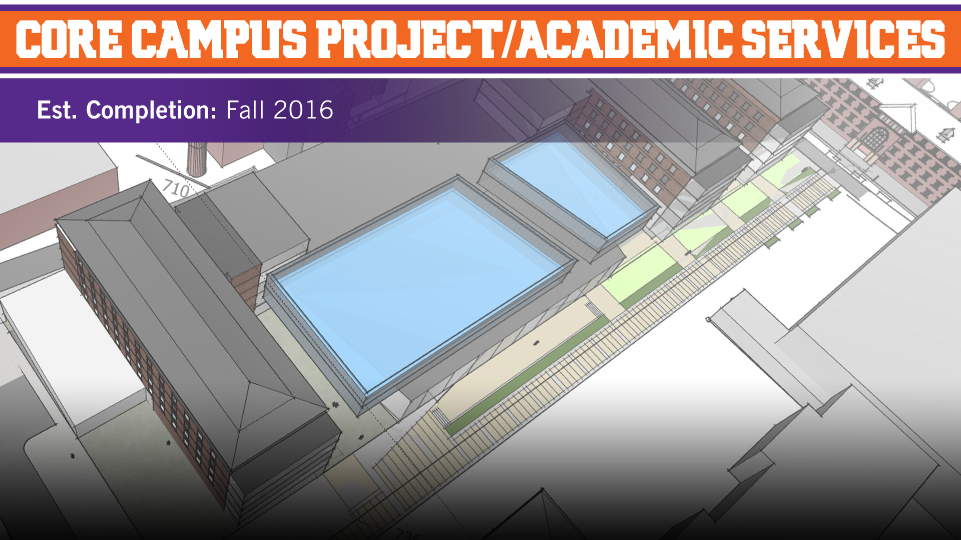 Core Campus Project/Academic Services