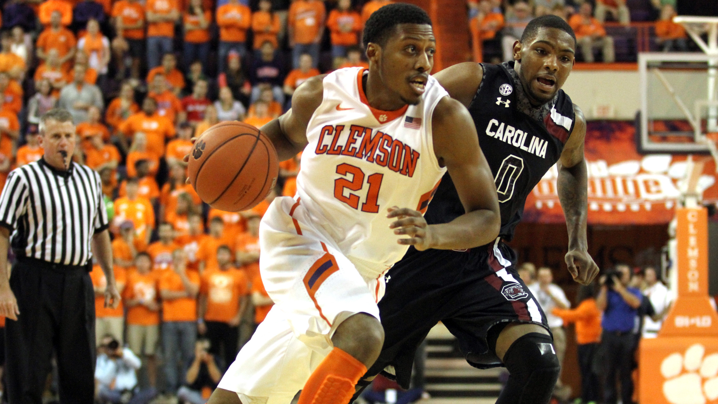 Tigers Face Furman Saturday at 7 PM at Littlejohn Coliseum