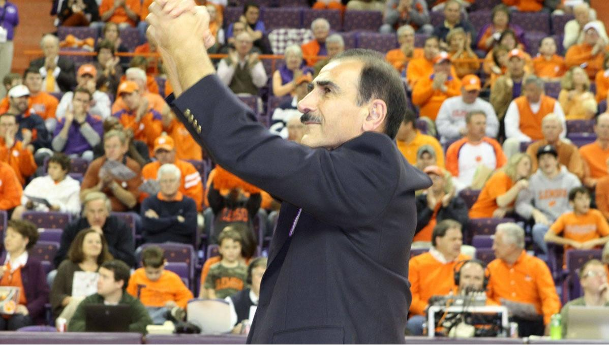 Abadi Led Clemson to School's First Final Four Forty Years Ago
