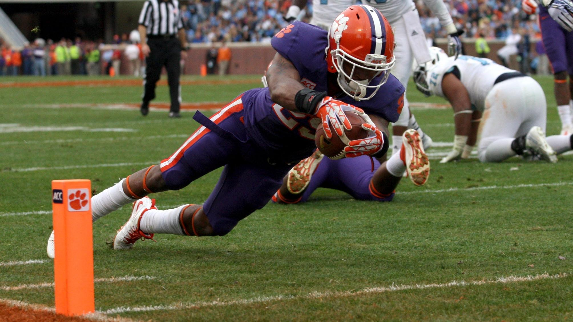 EXCLUSIVE: Boyd: Tigers Peaking at Right Time for Rivalry Game