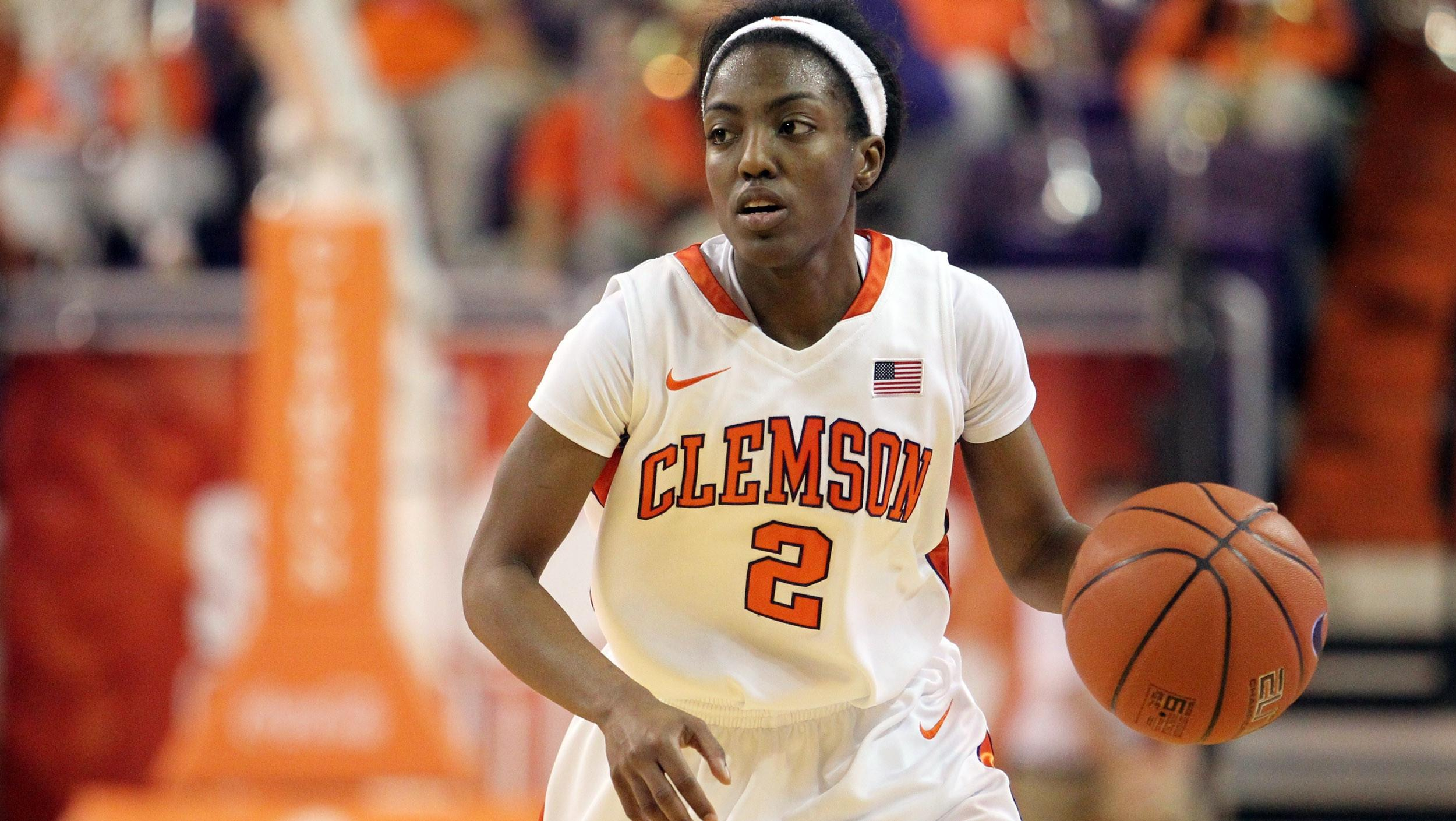 @ClemsonWBB Closes Non-Conference With 84-37 Win at NJIT