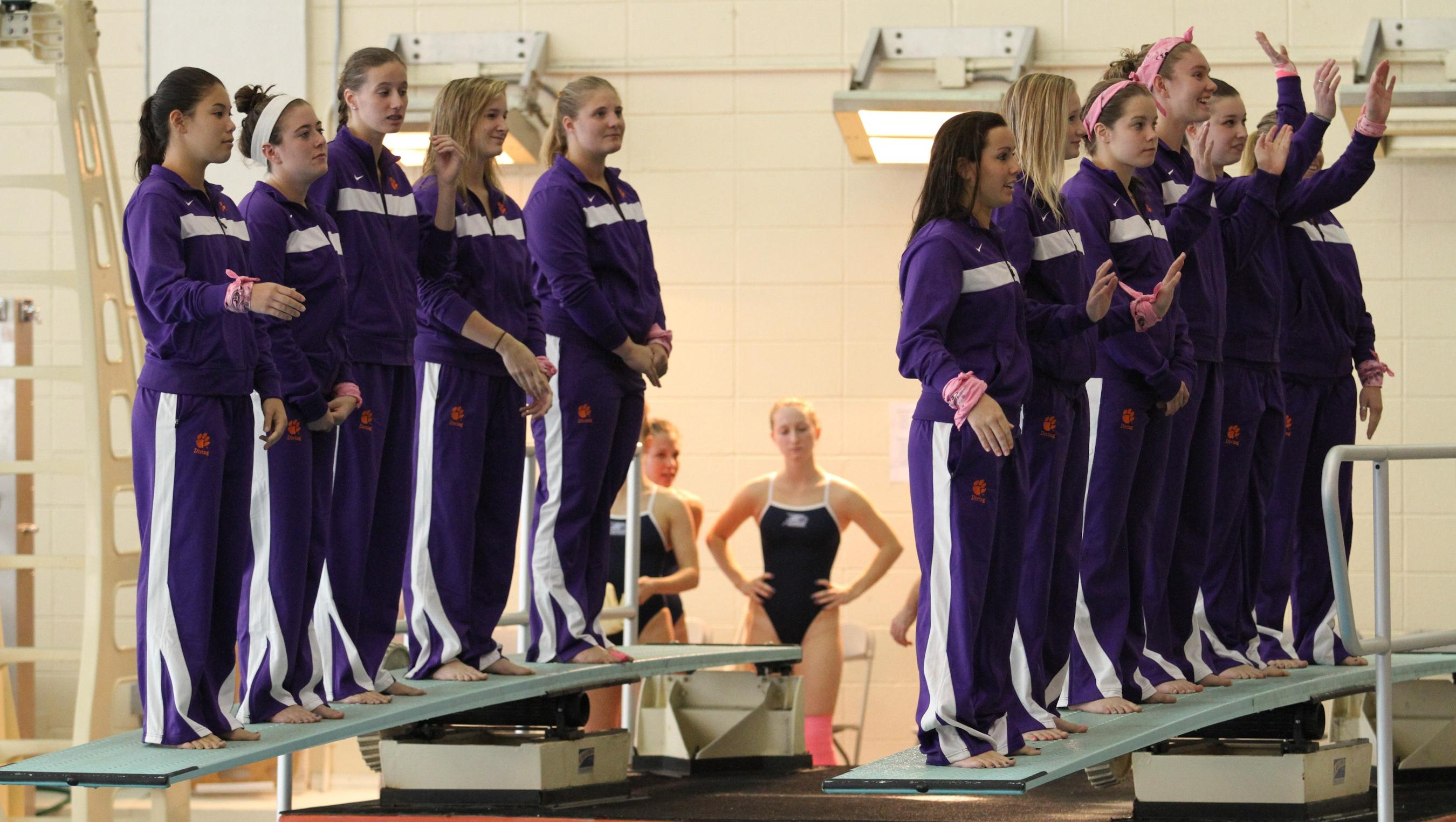 Diving Adds Mid-Year Enrollee