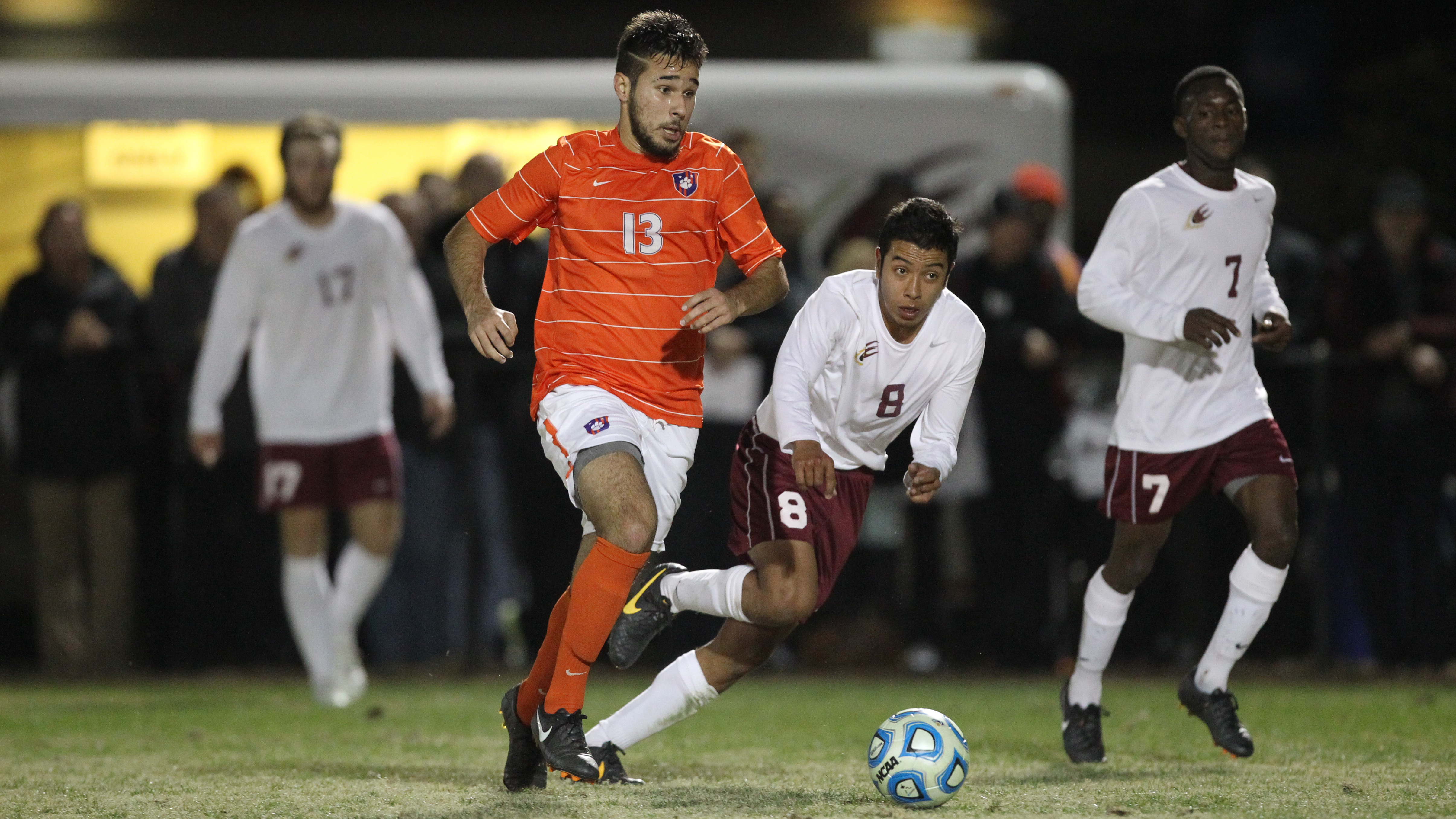 #24 Clemson and #18 Elon Play to 1-1 Tie, Phoenix Advance in PKs