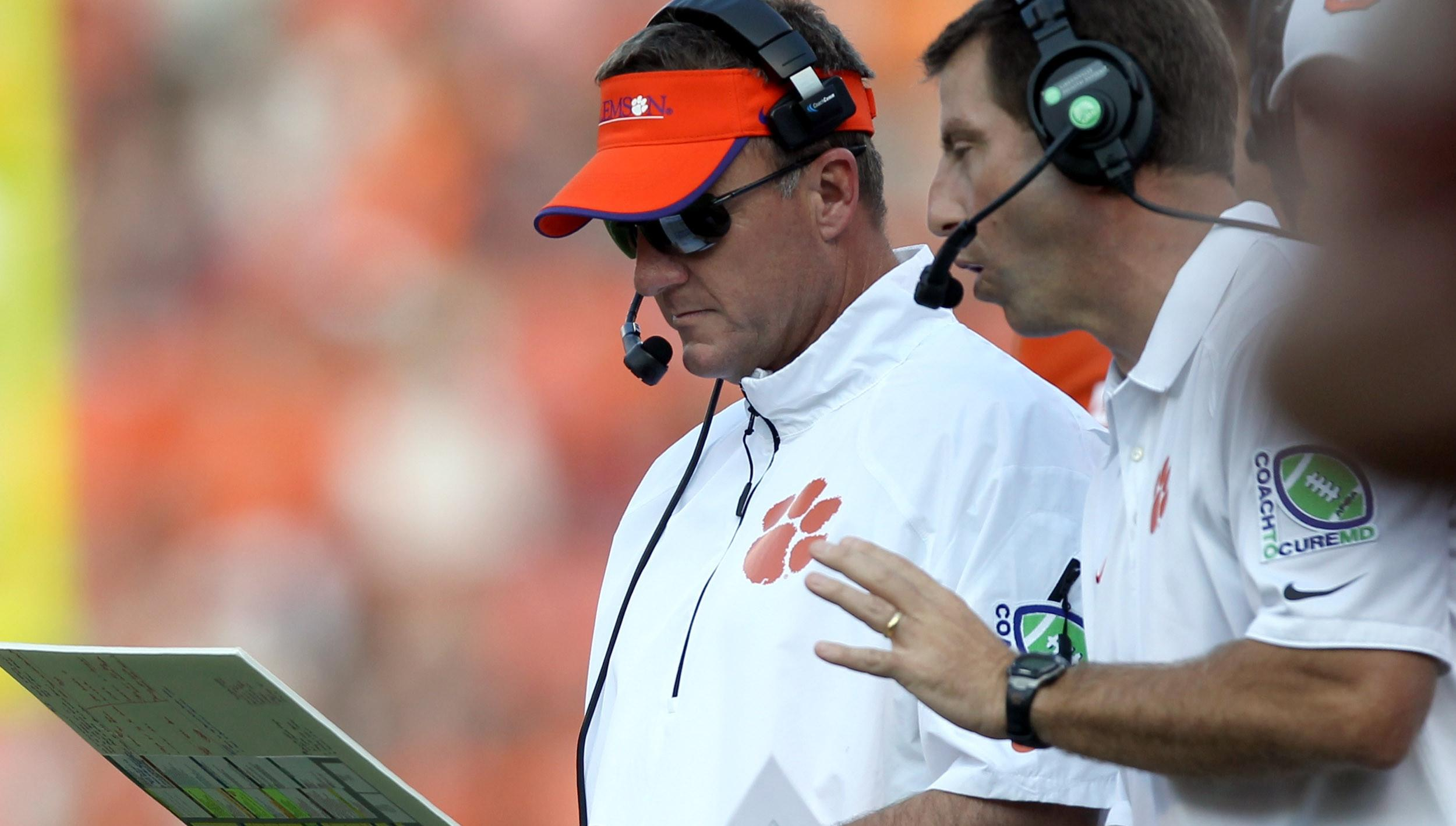 Morris Finalist for Offensive Coordinator of the Year by 247Sports