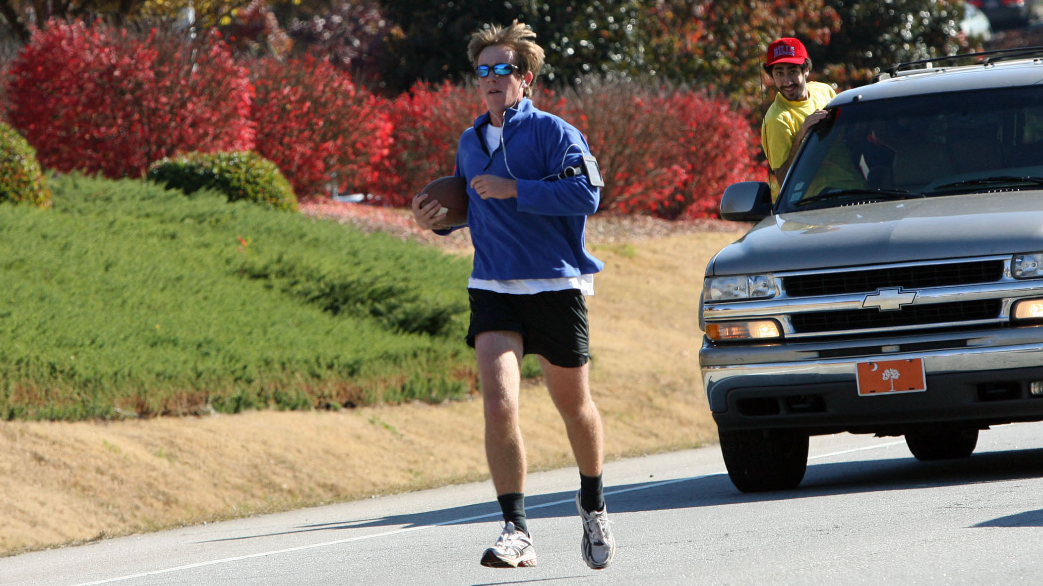 Annual Clemson-South Carolina Game Ball Run to be Held Nov. 21-22