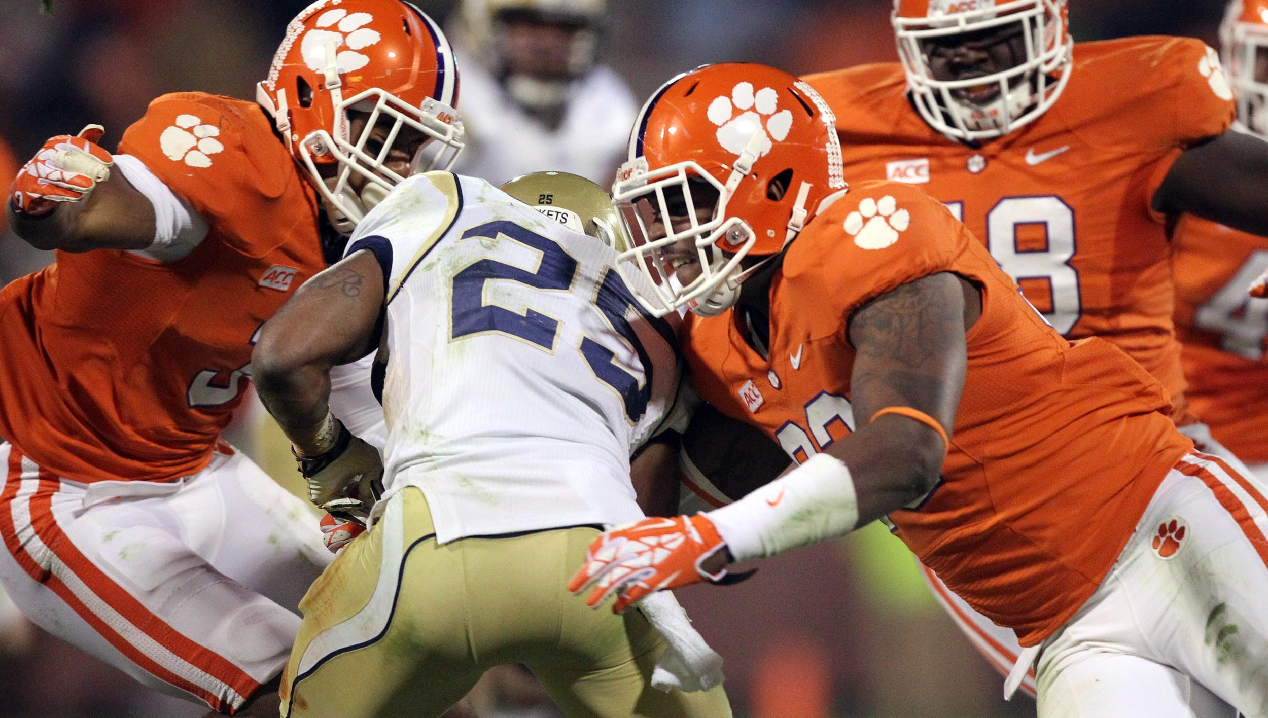 Clemson vs. Georgia Tech Replay Now Available on ClemsonTigers.com