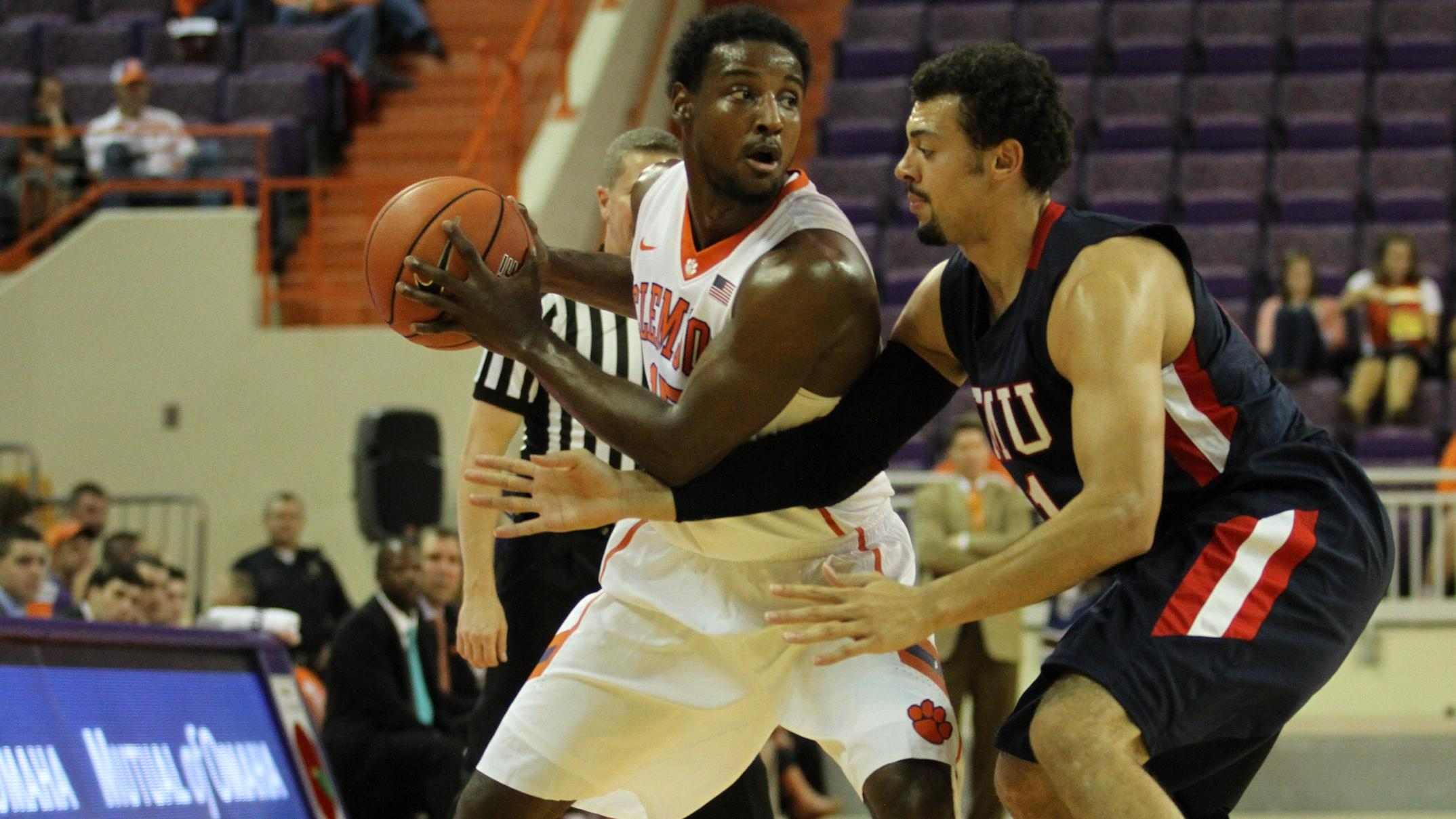Tigers to Play Host to Stetson in Season Opener Friday