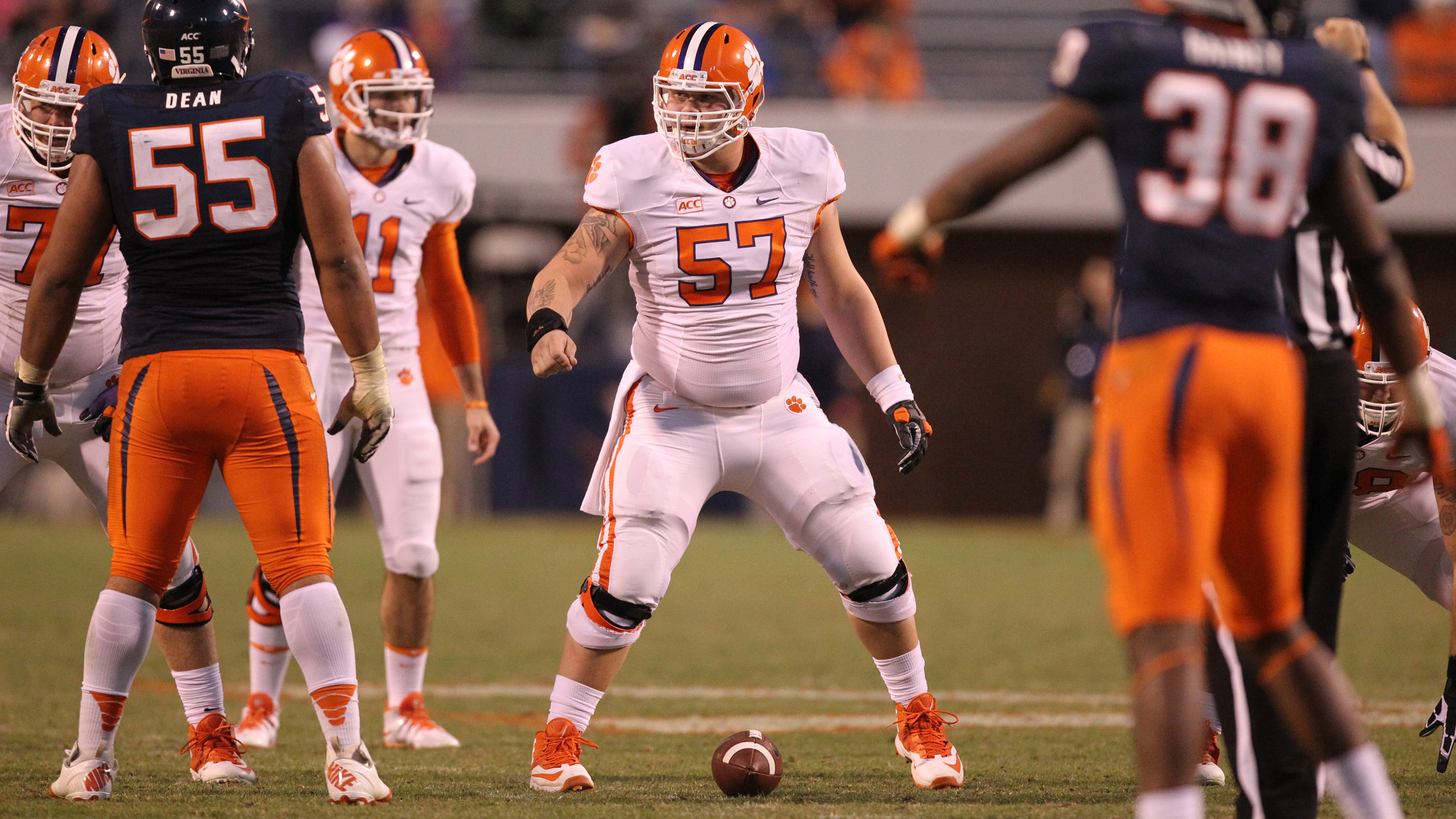 Clemson Football Video Report: Tiger Talk with Jay Guillermo