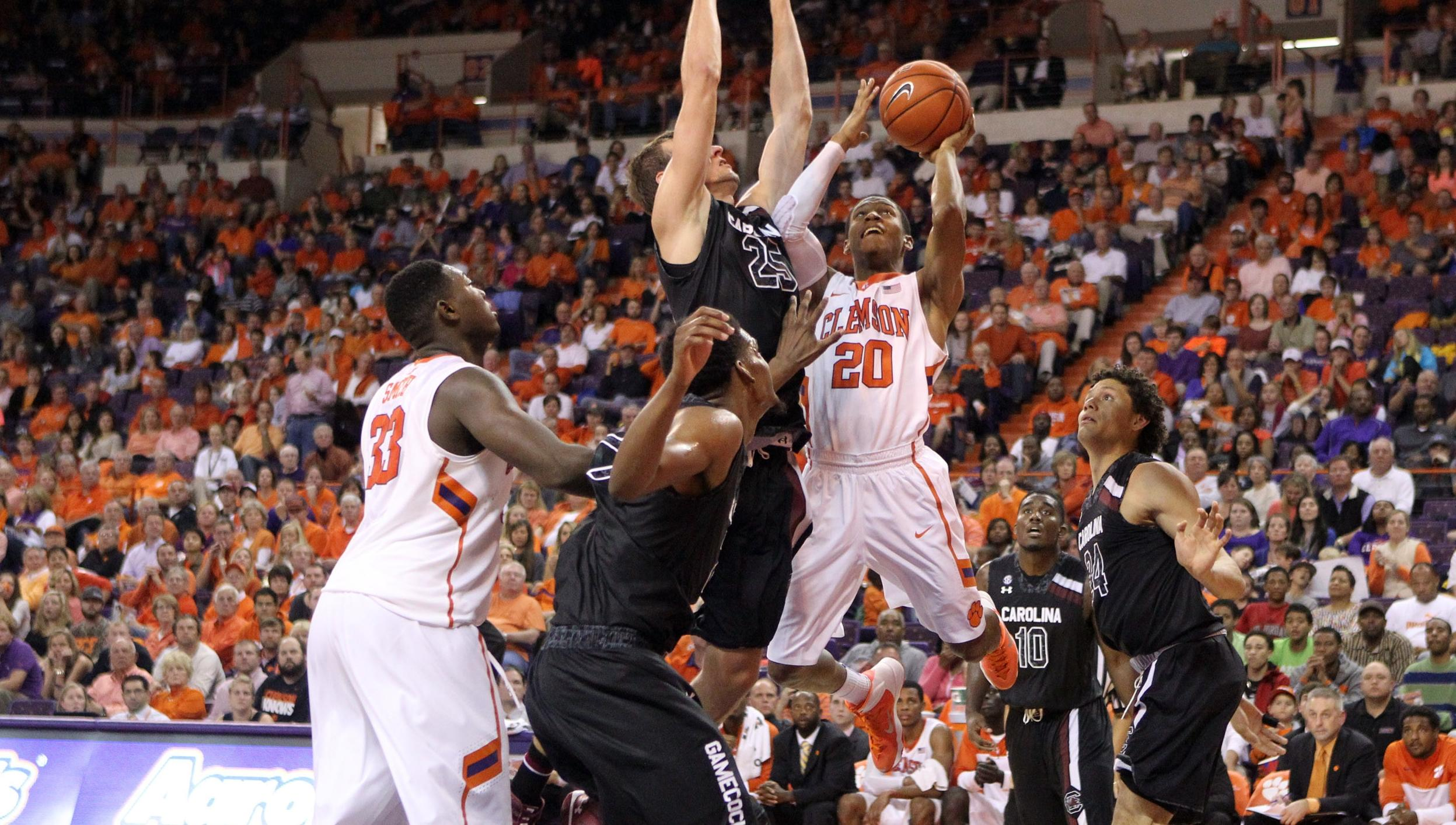 EXCLUSIVE: Depth Helps Make Difference for Tigers in Rivalry Win