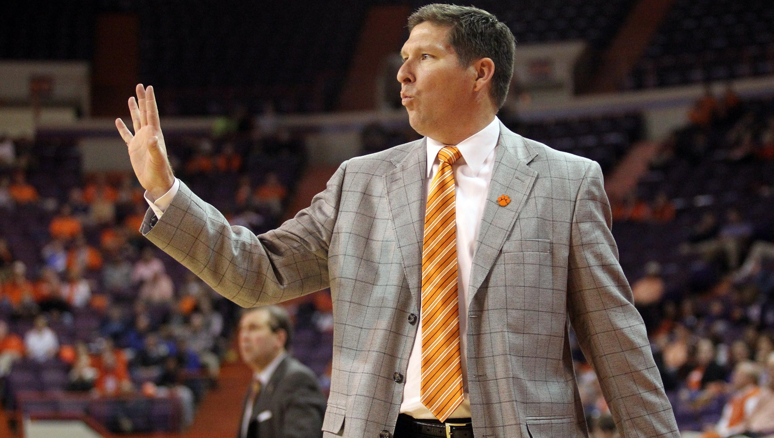 DeVoe, Grantham Sign National Letters of Intent with Clemson Men's Basketball