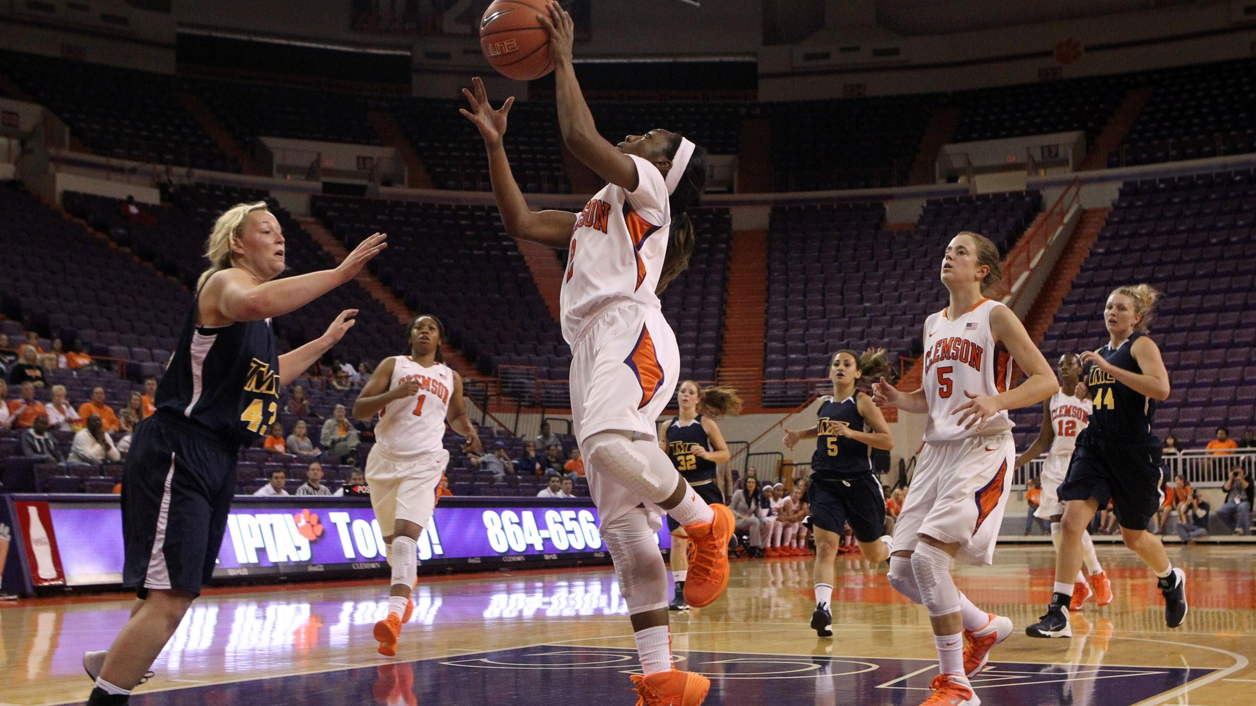 @ClemsonWBB Plays Host to Wofford Sunday at 2:00 pm