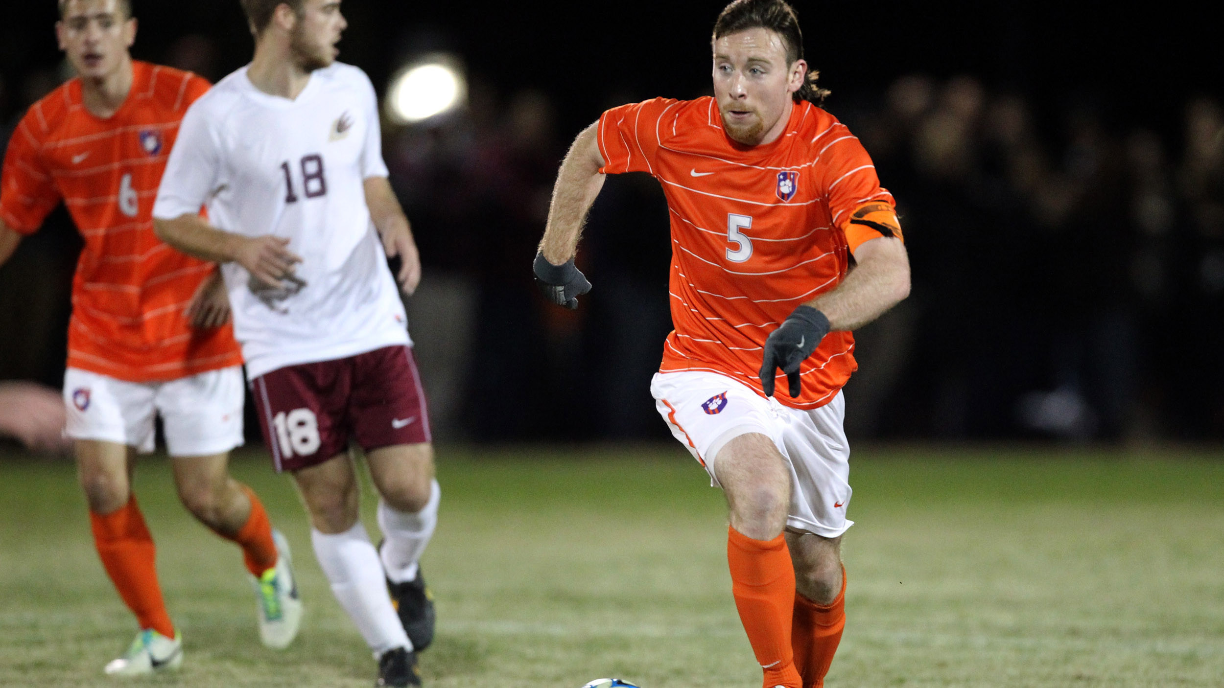 EXCLUSIVE: Special Season Ends in Heartbreak for Men's Soccer Team