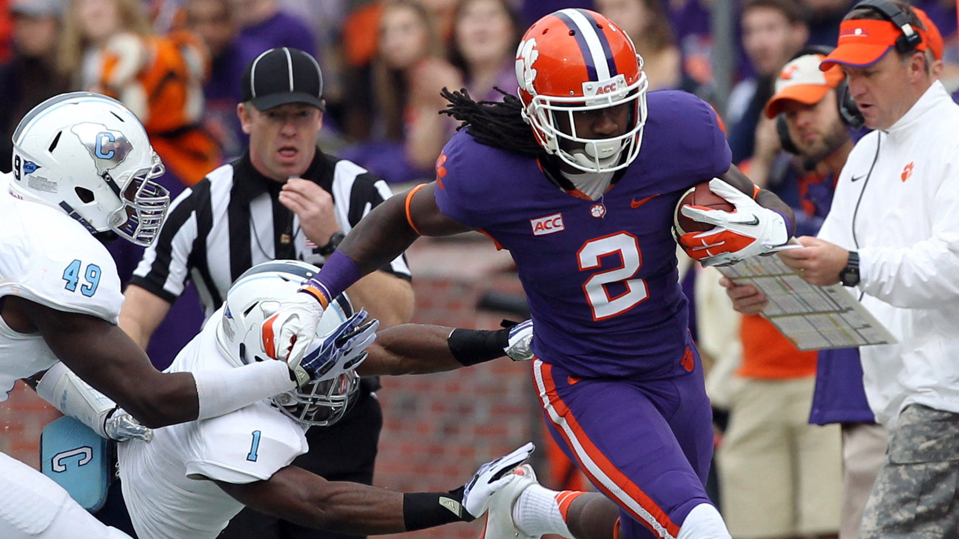 Watkins Named First-Team All-American by AFCA
