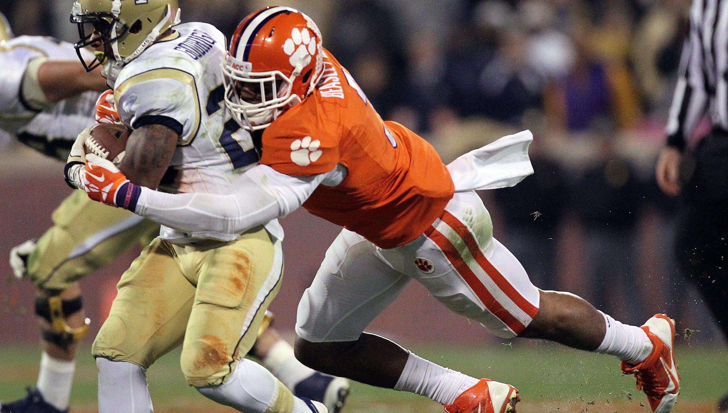 Twelve Clemson Players Named to All-ACC Teams