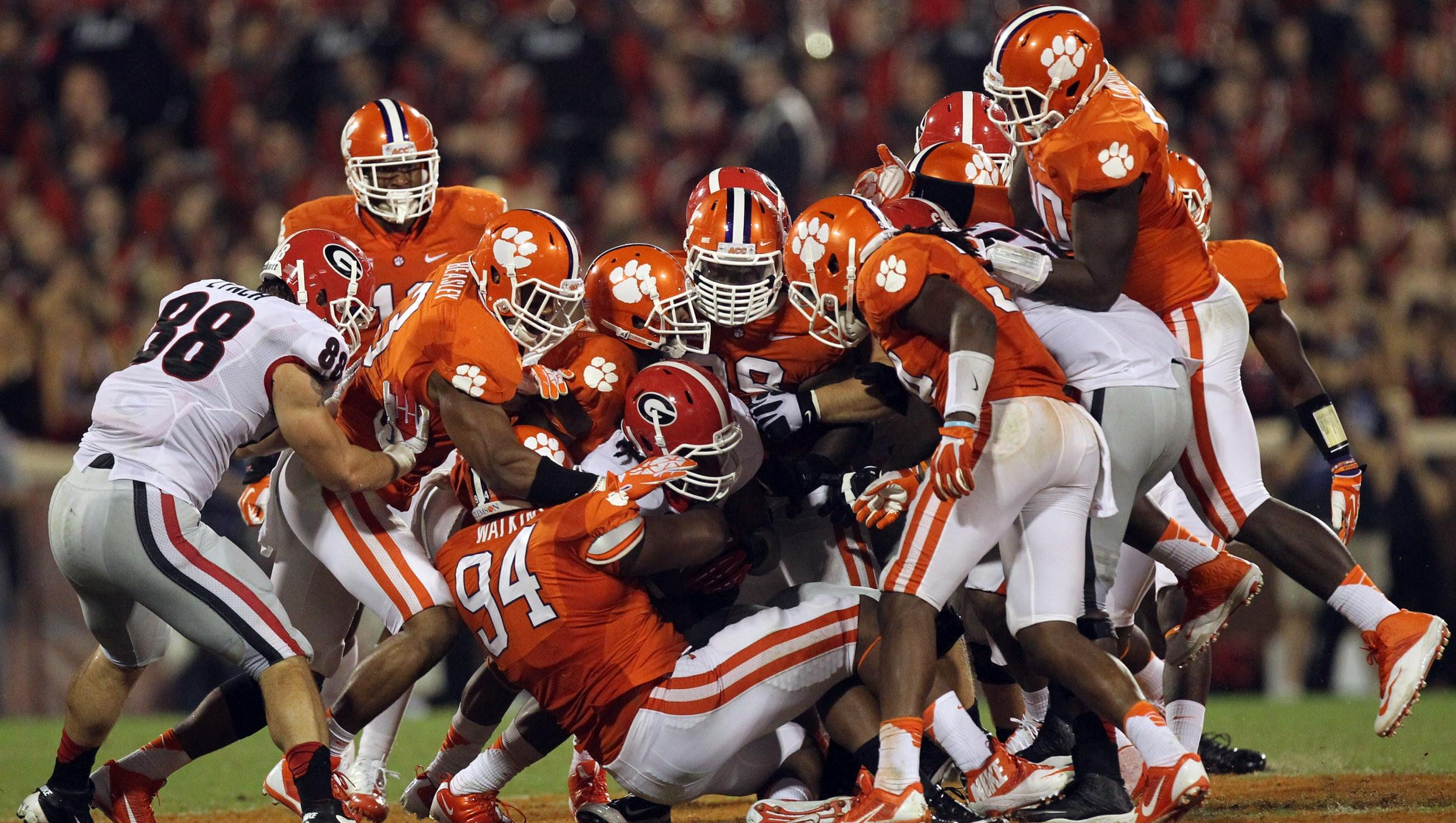 Orange Bowl Video Report: Dec. 19, Batson Mic'ed Up