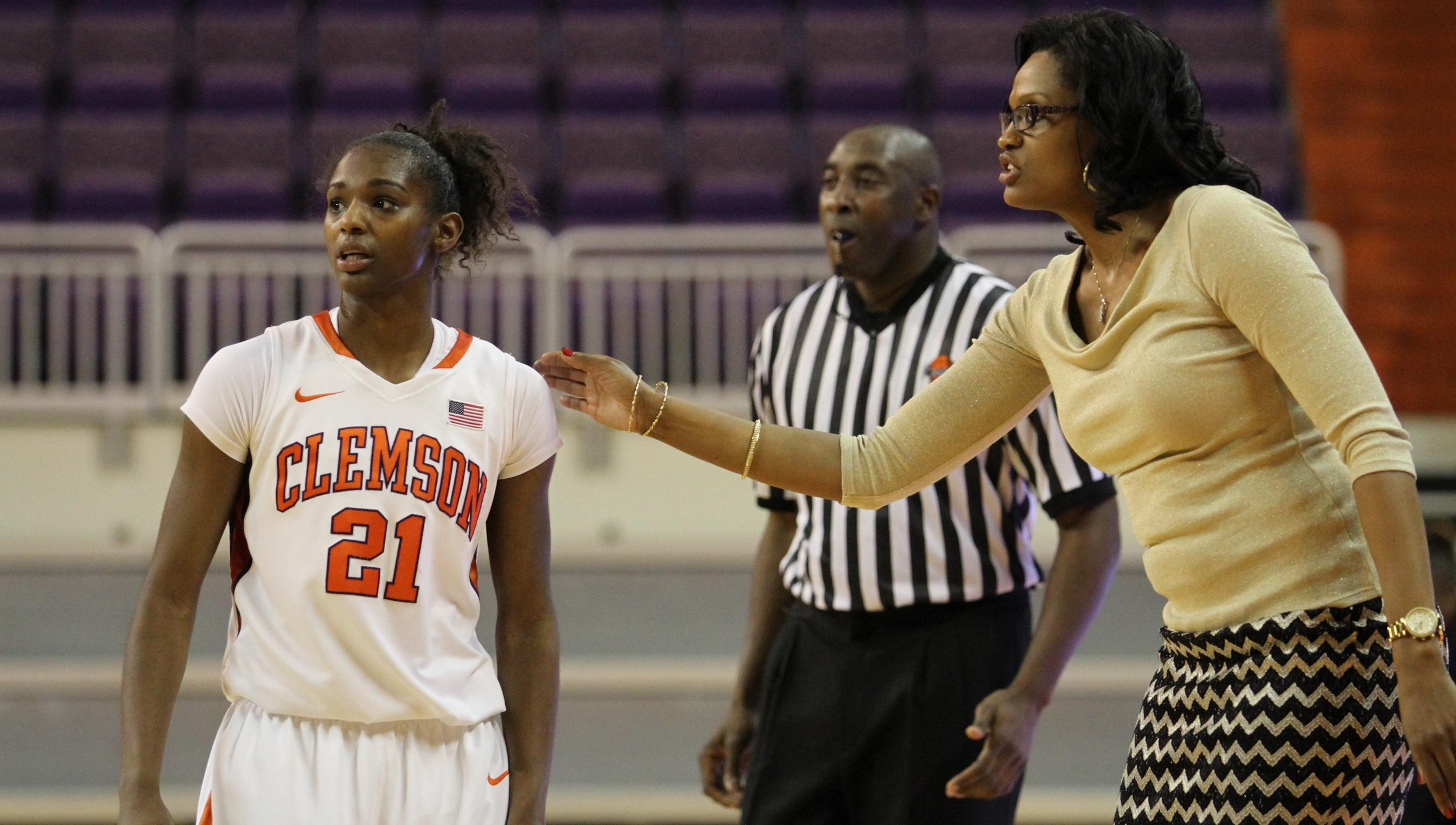@ClemsonWBB Opens ACC Play at No. 2 Notre Dame