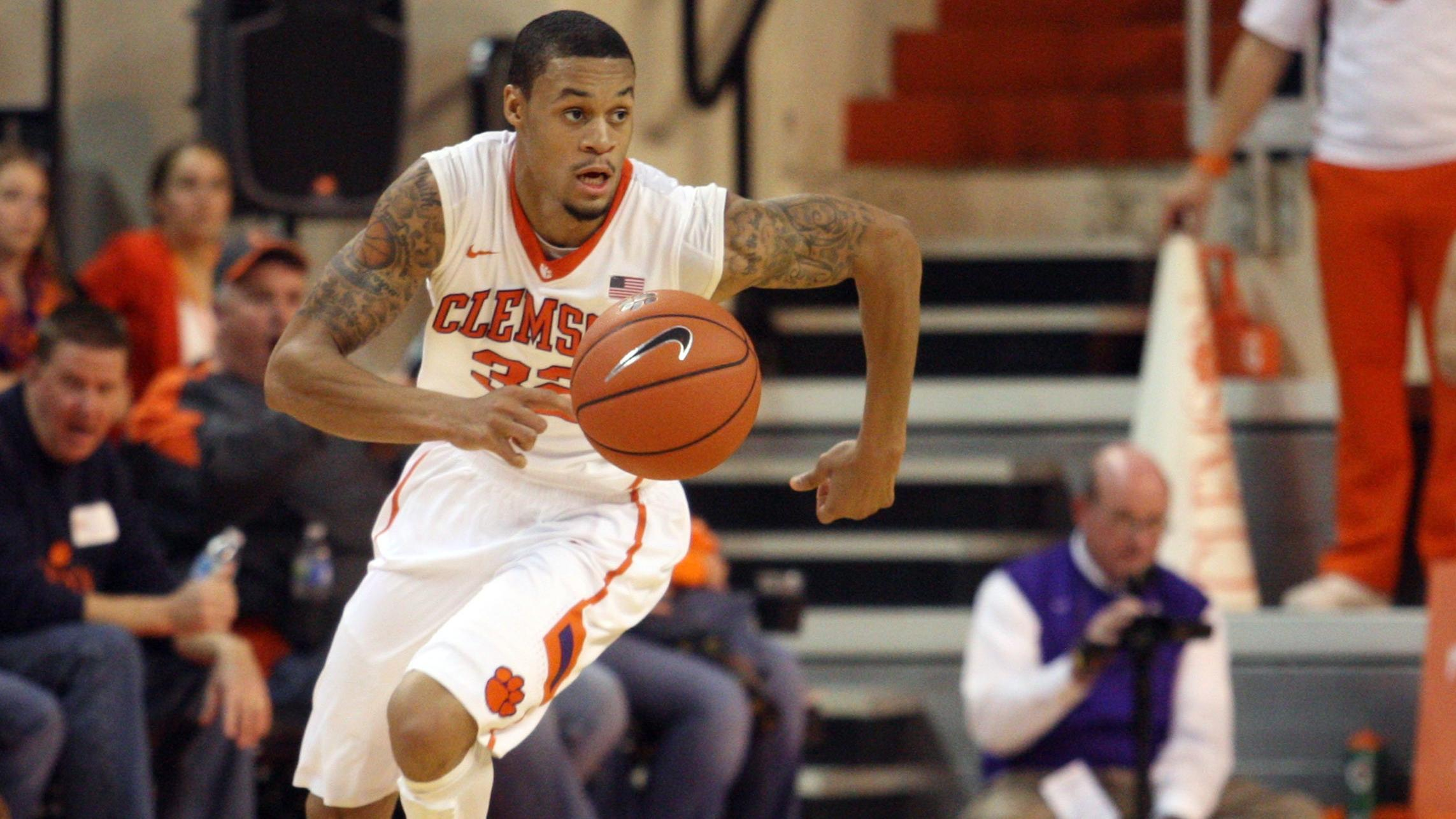 Stifling Defense Leads Tigers to 71-35 Victory over Furman Saturday