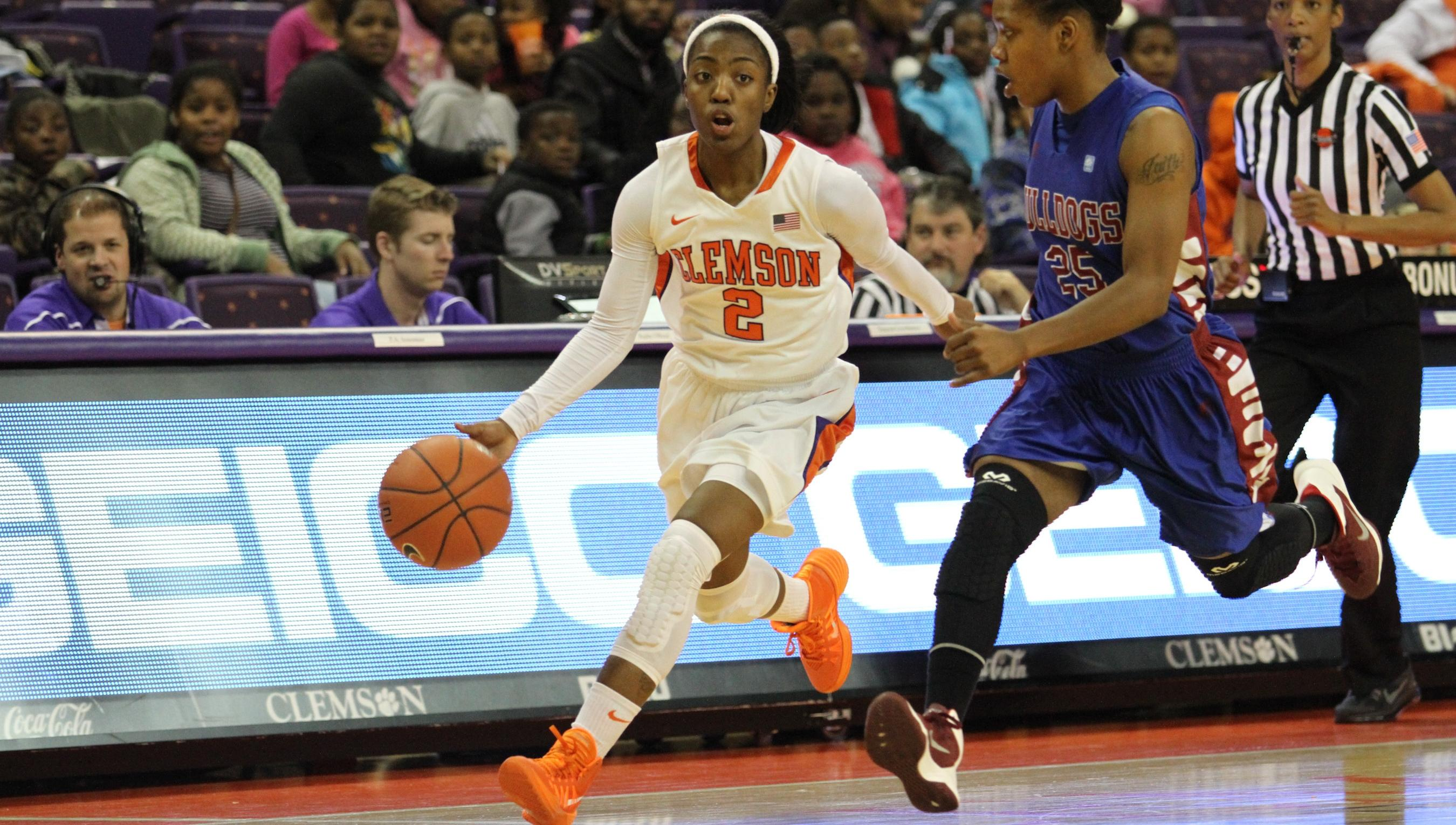 @ClemsonWBB Meets Middle Tennessee Sunday at 2 p.m.