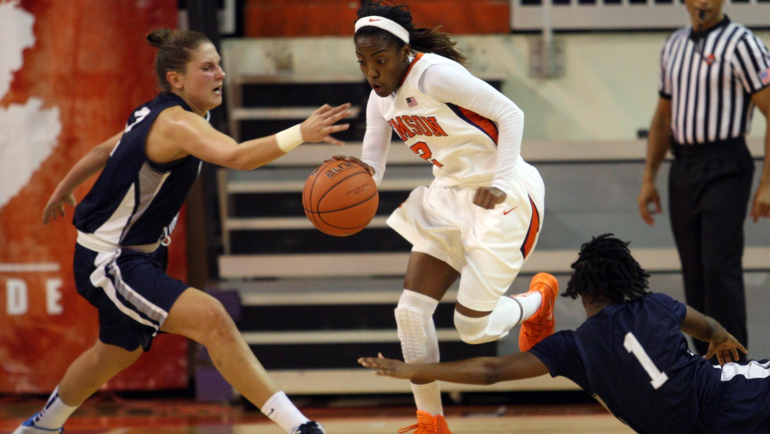 @ClemsonWBB Takes on SC State Saturday at 2 p.m.