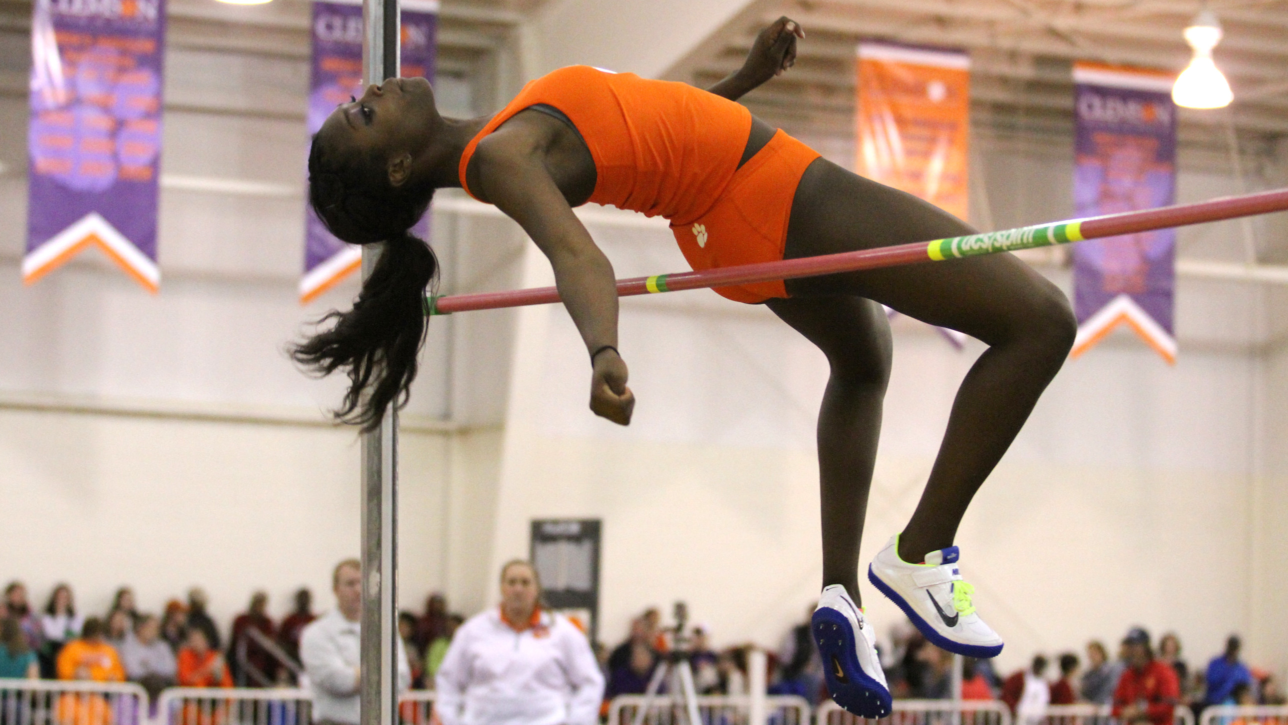 Clemson Track & Field Travels to Birmingham for Auburn Invitational