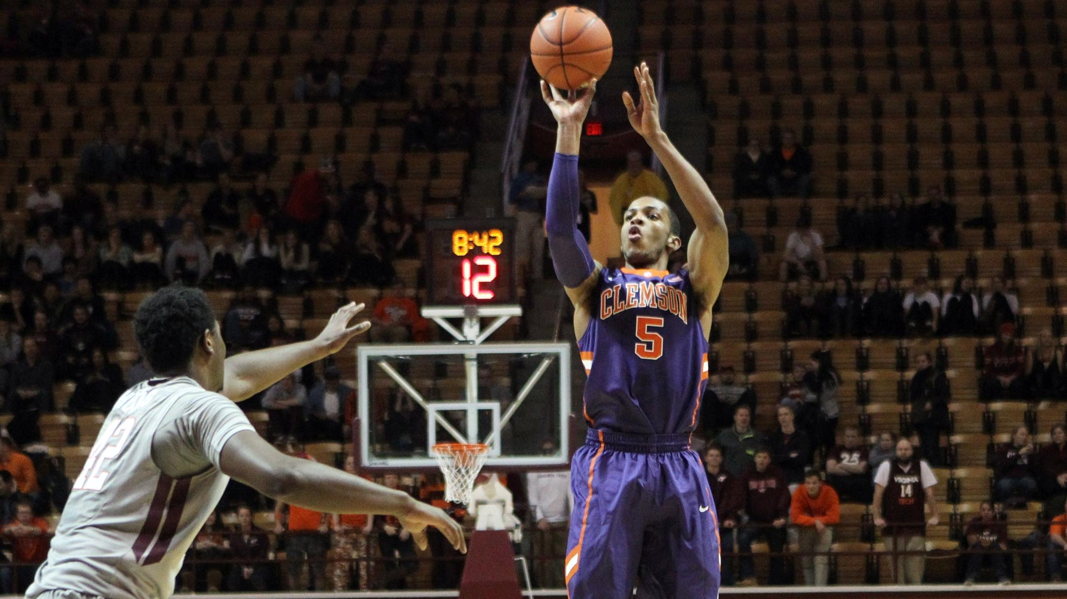 Tigers Travel to Tallahassee to Face Florida State Saturday