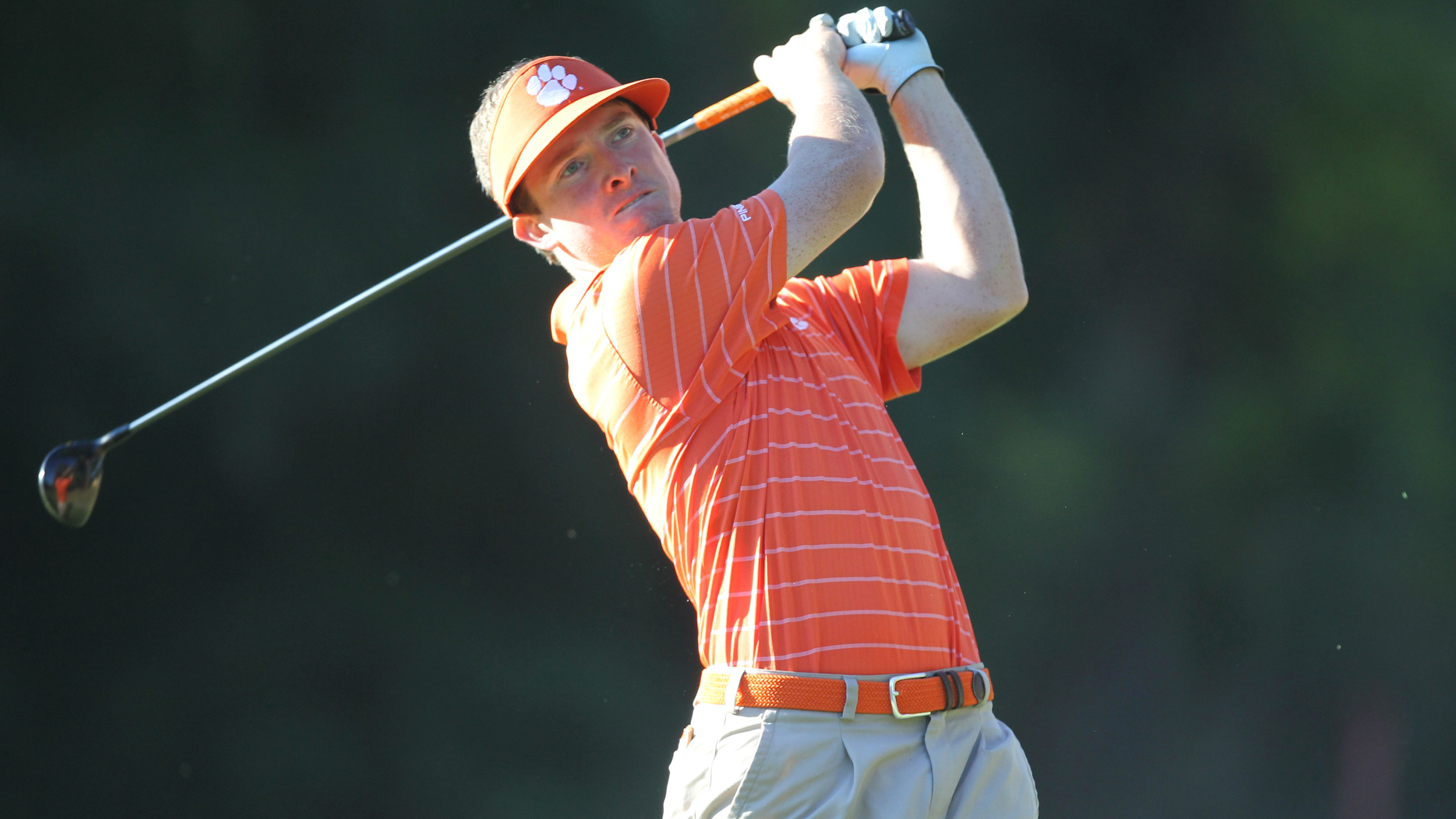Clemson Improves to Fourth Place after Two Rounds in Puerto Rico
