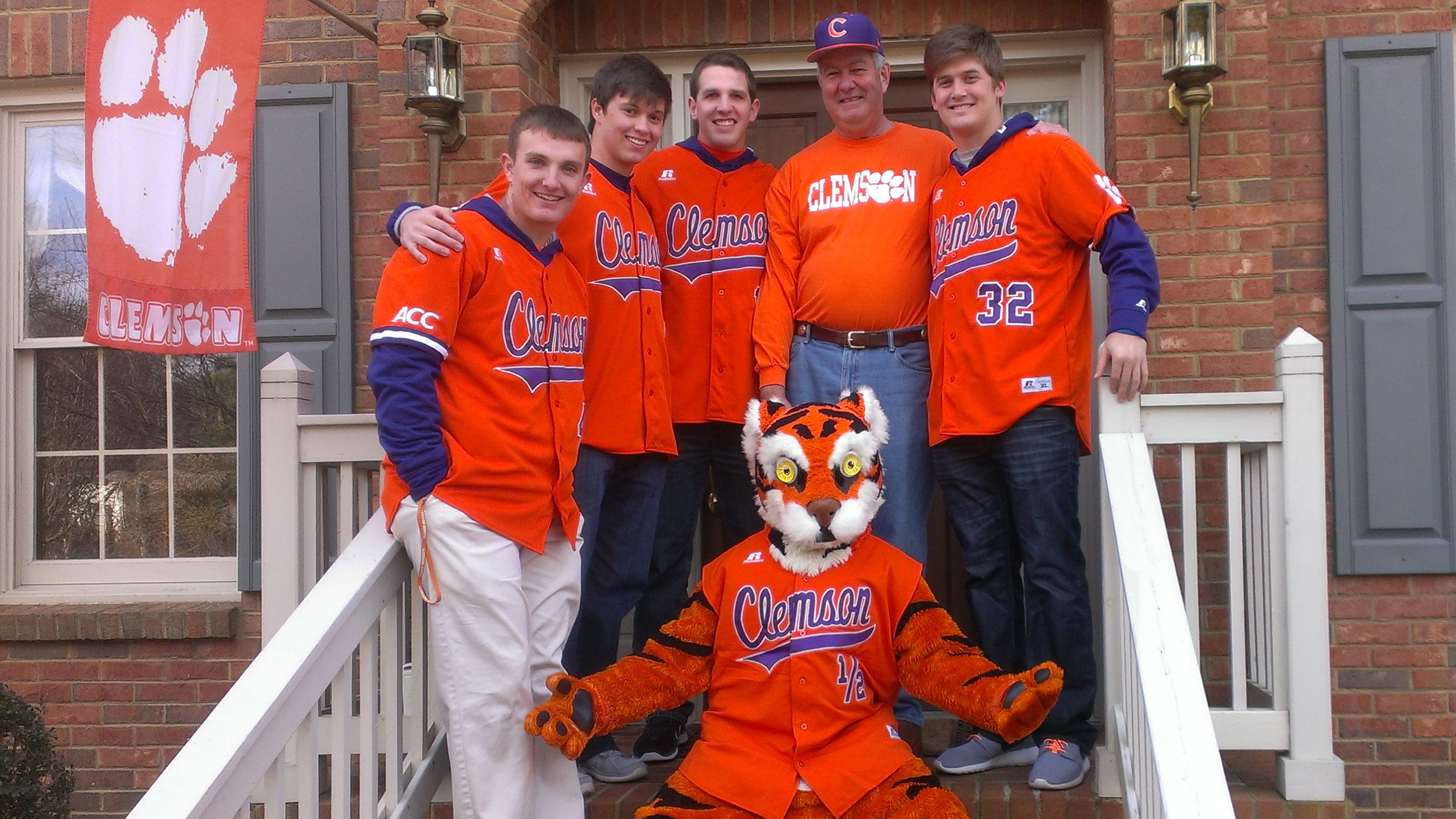 Clemson Baseball Delivers Tickets to Fans