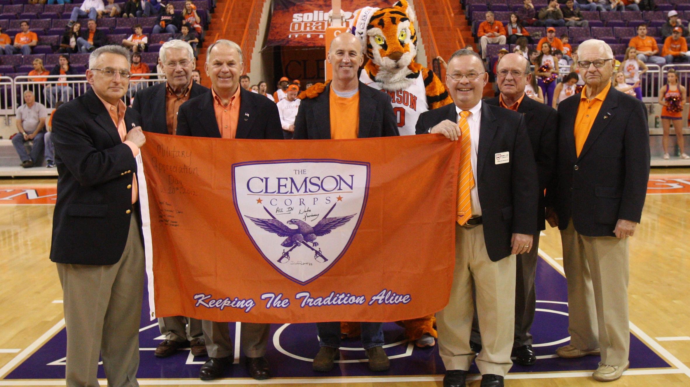 Seketa Named Honorary Alumnus by Clemson Alumni Association