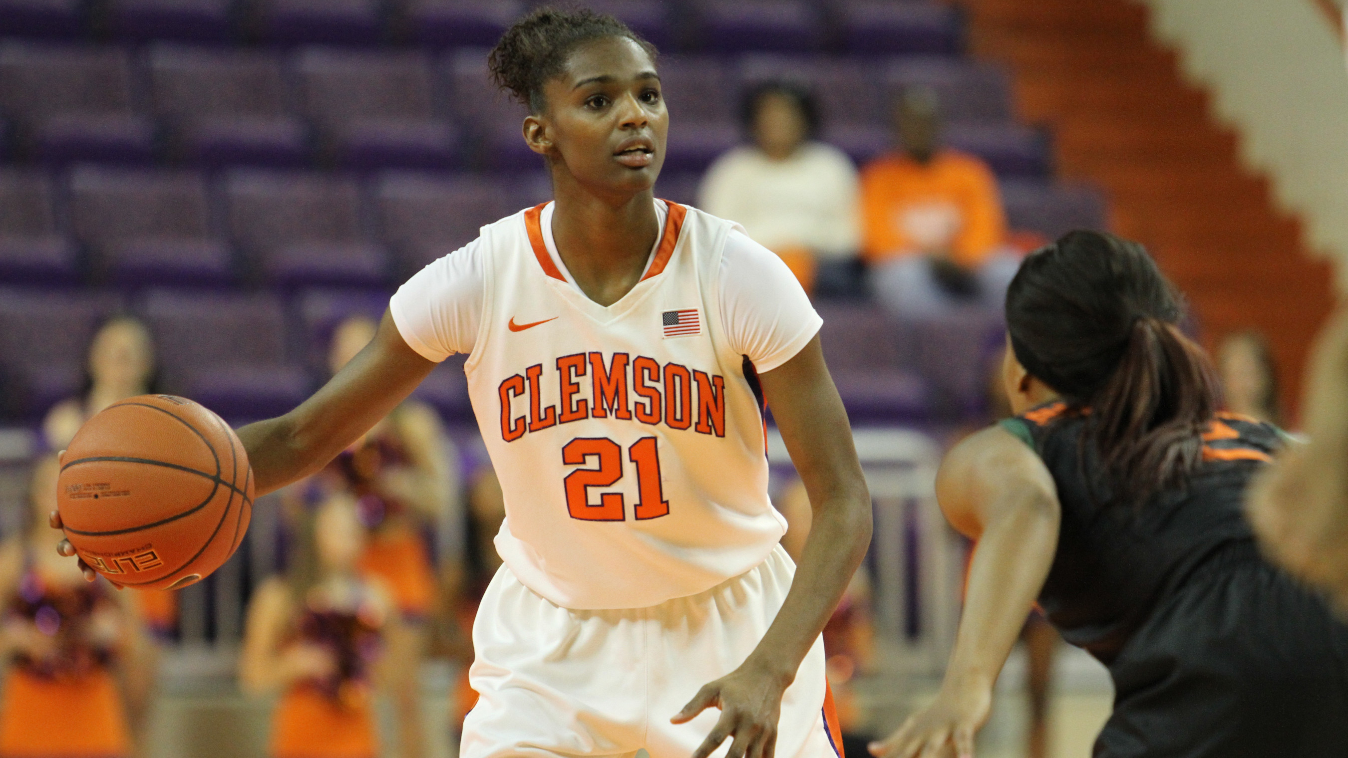 @ClemsonWBB Freezes Miami Offense in 60-52 Victory