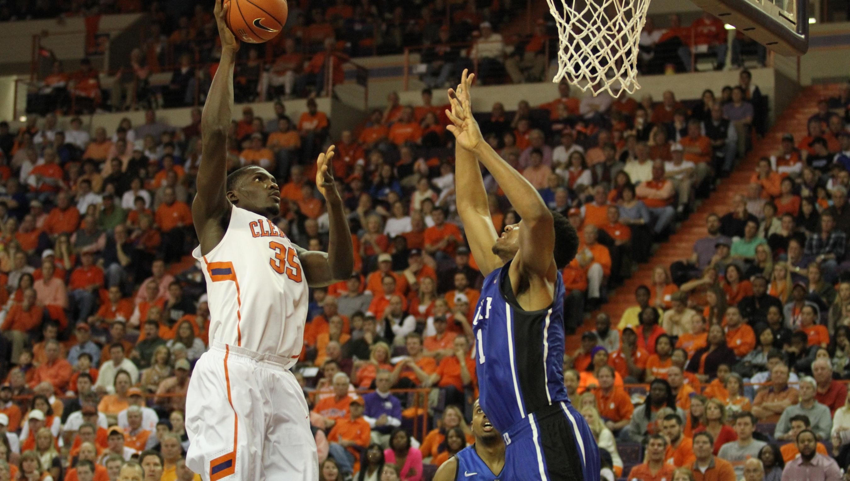 Tigers to Face Virginia Tech on the Road Wednesday