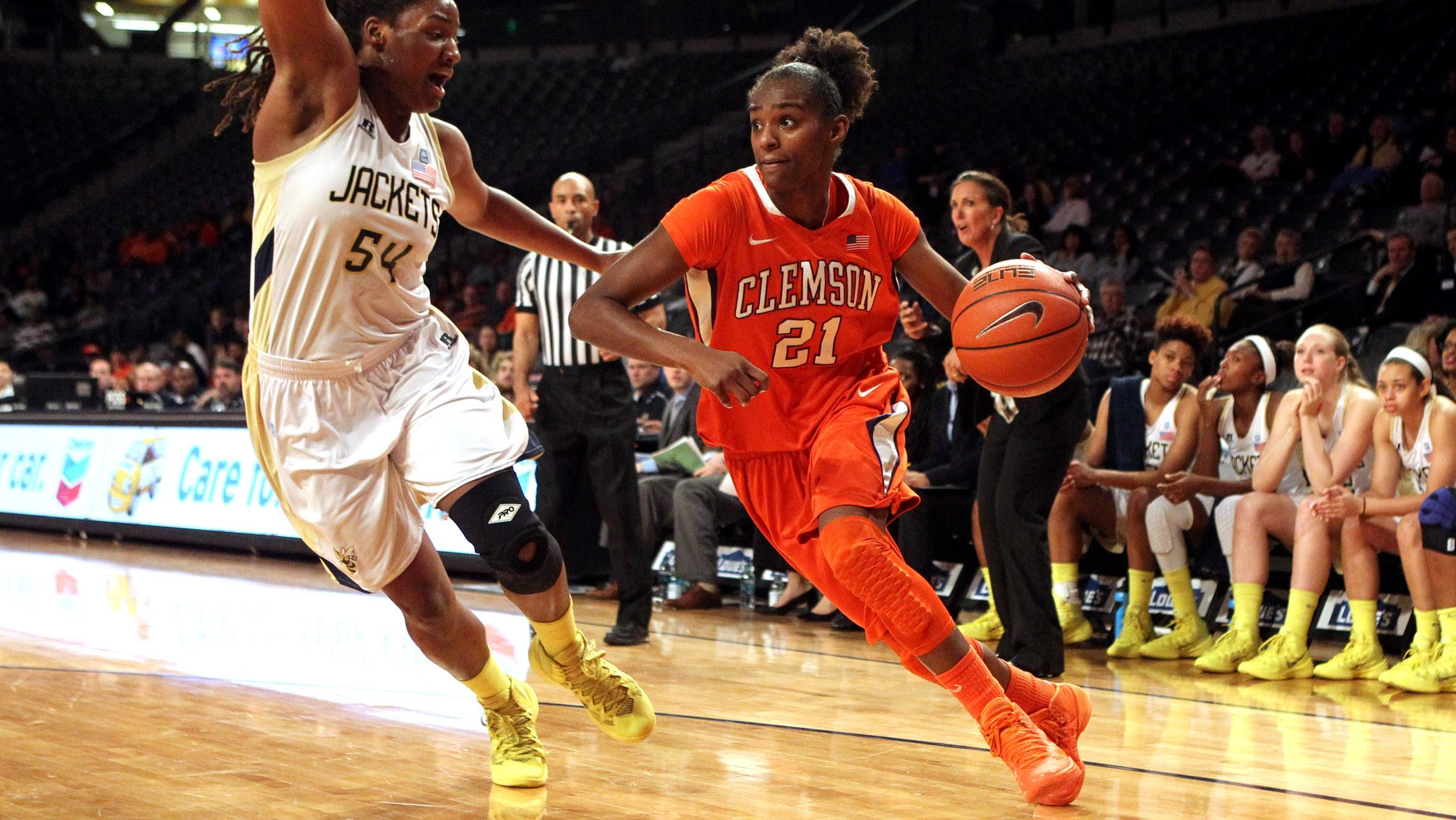@ClemsonWBB Hosts No. 5/5 Duke Thursday