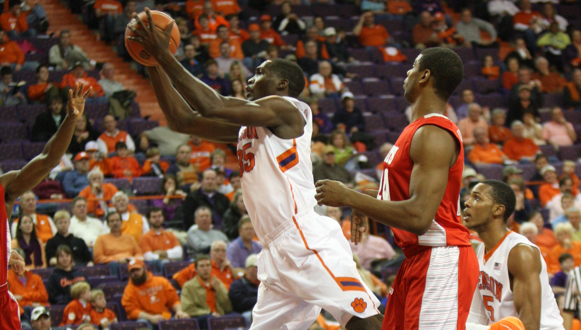 Tigers to Host Florida State Thursday in ACC Home Opener