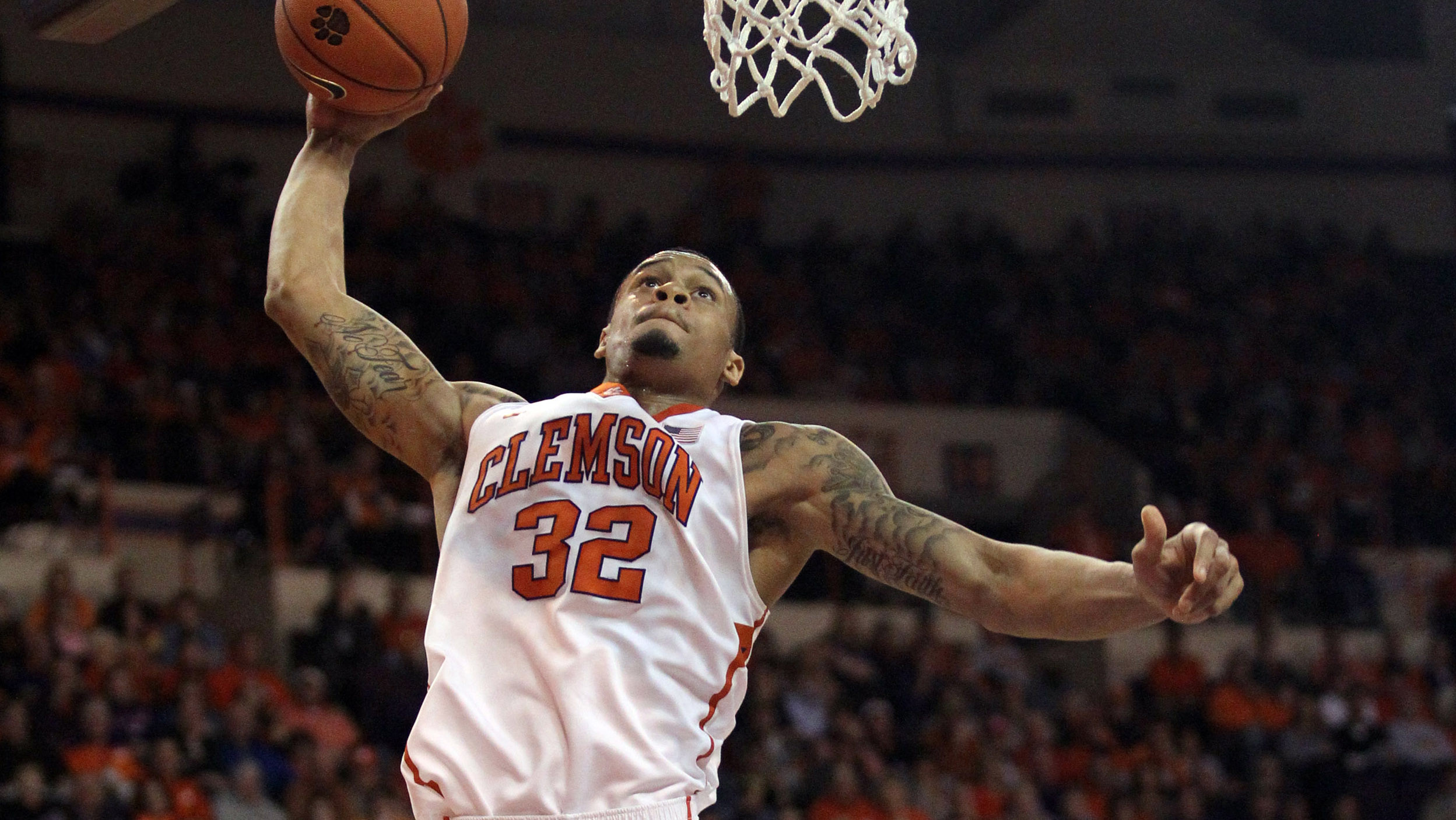 Clemson Moves to 4-1 in the ACC With 61-53 Victory Over Wake Forest