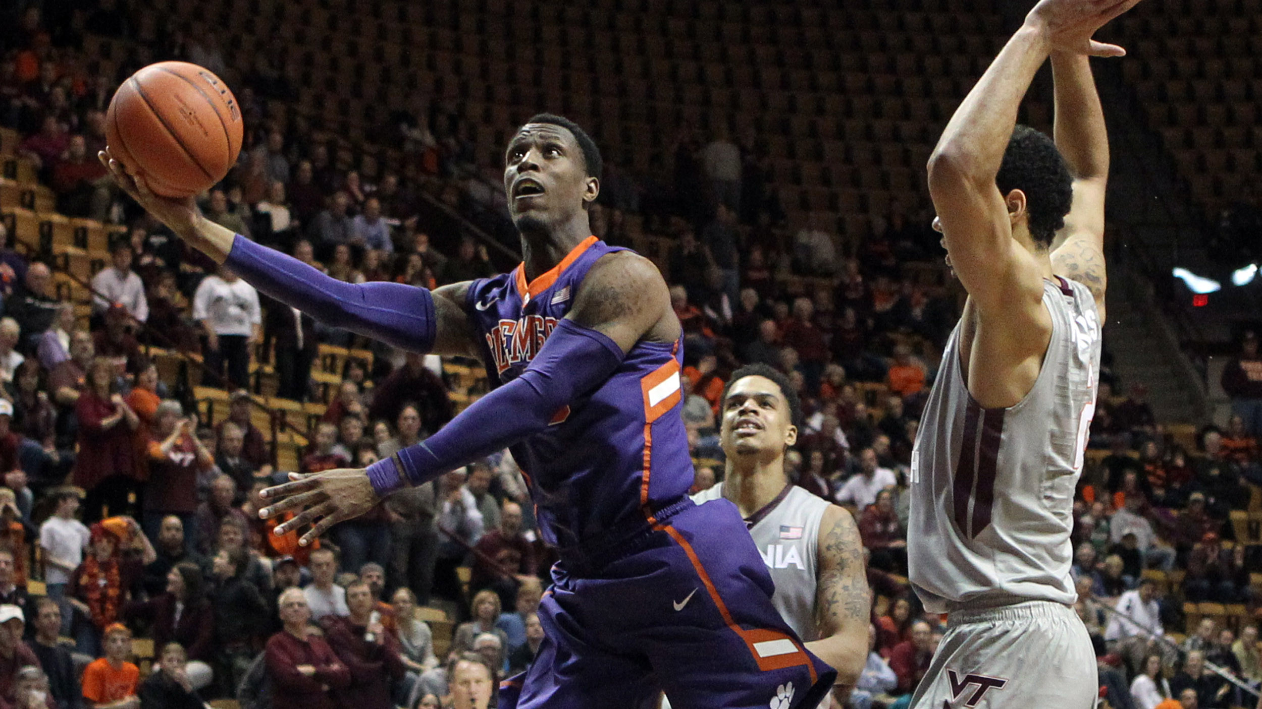 EXCLUSIVE: Filer Provides Purple Power in Win at Virginia Tech